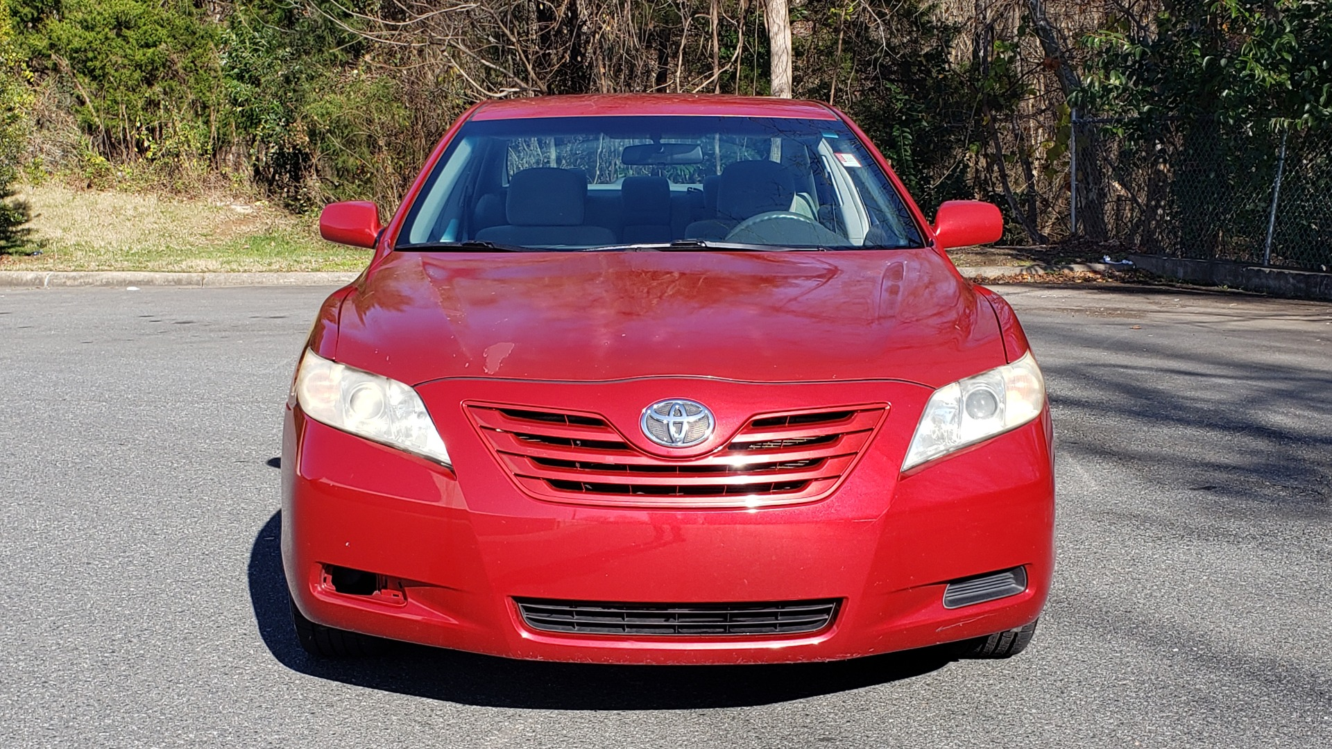Used 2009 Toyota CAMRY LE / 2.4L SEDAN / FWD / 4-CYL / AUTO / CLOTH / CLEAN for sale Sold at Formula Imports in Charlotte NC 28227 16