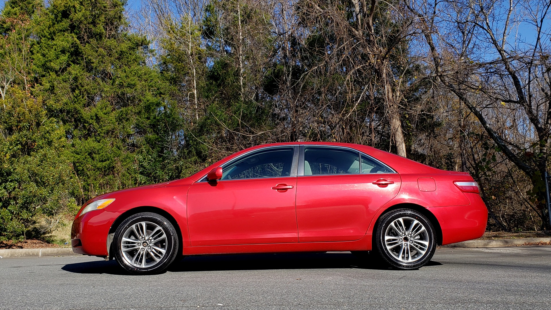 Used 2009 Toyota CAMRY LE / 2.4L SEDAN / FWD / 4-CYL / AUTO / CLOTH / CLEAN for sale Sold at Formula Imports in Charlotte NC 28227 2