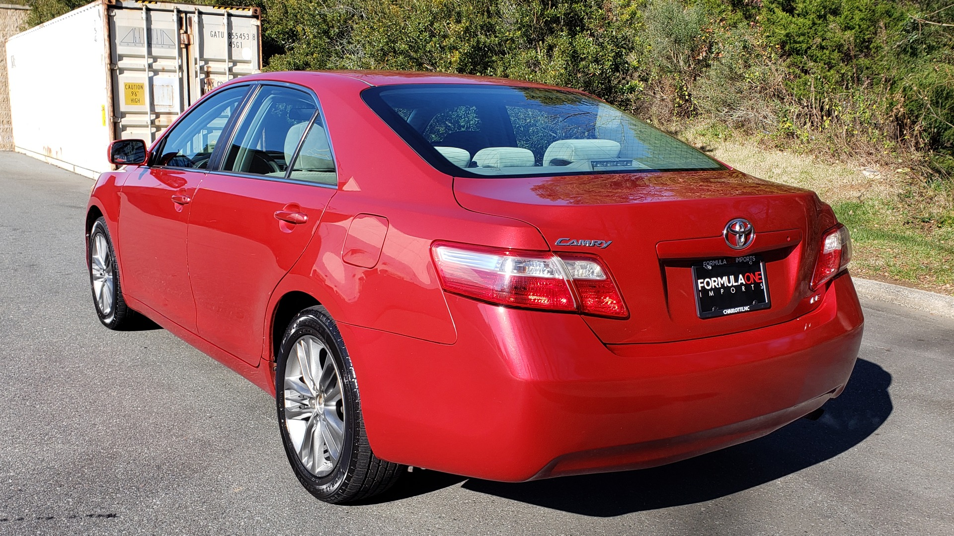 Used 2009 Toyota CAMRY LE / 2.4L SEDAN / FWD / 4-CYL / AUTO / CLOTH / CLEAN for sale Sold at Formula Imports in Charlotte NC 28227 3