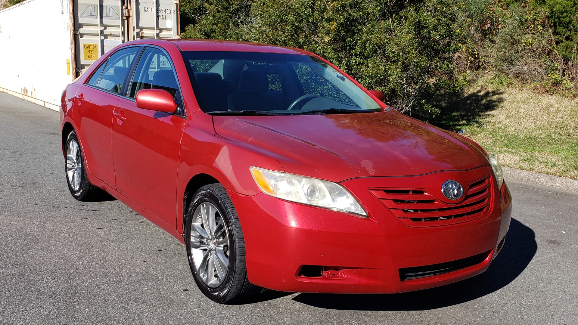 Used 2009 Toyota CAMRY LE / 2.4L SEDAN / FWD / 4-CYL / AUTO / CLOTH / CLEAN for sale Sold at Formula Imports in Charlotte NC 28227 4