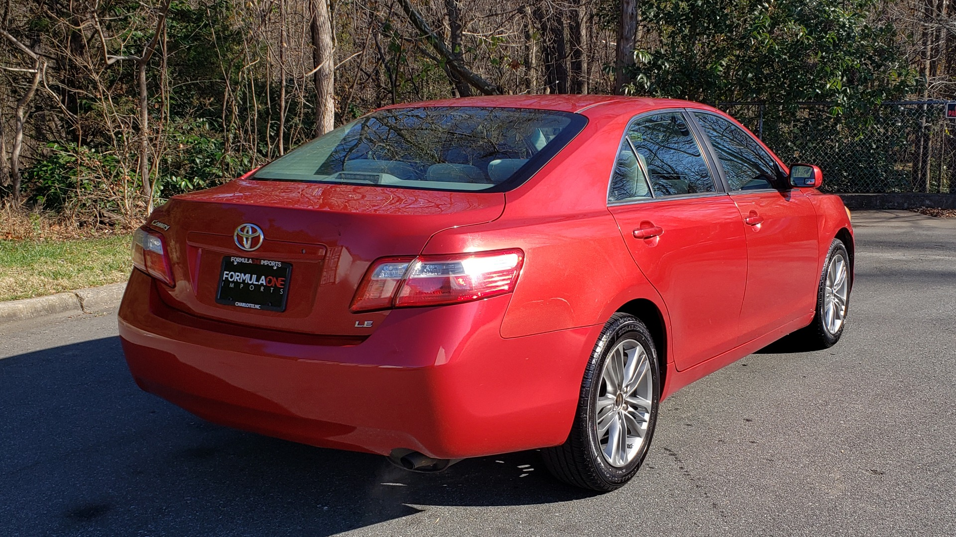 Used 2009 Toyota CAMRY LE / 2.4L SEDAN / FWD / 4-CYL / AUTO / CLOTH / CLEAN for sale Sold at Formula Imports in Charlotte NC 28227 6
