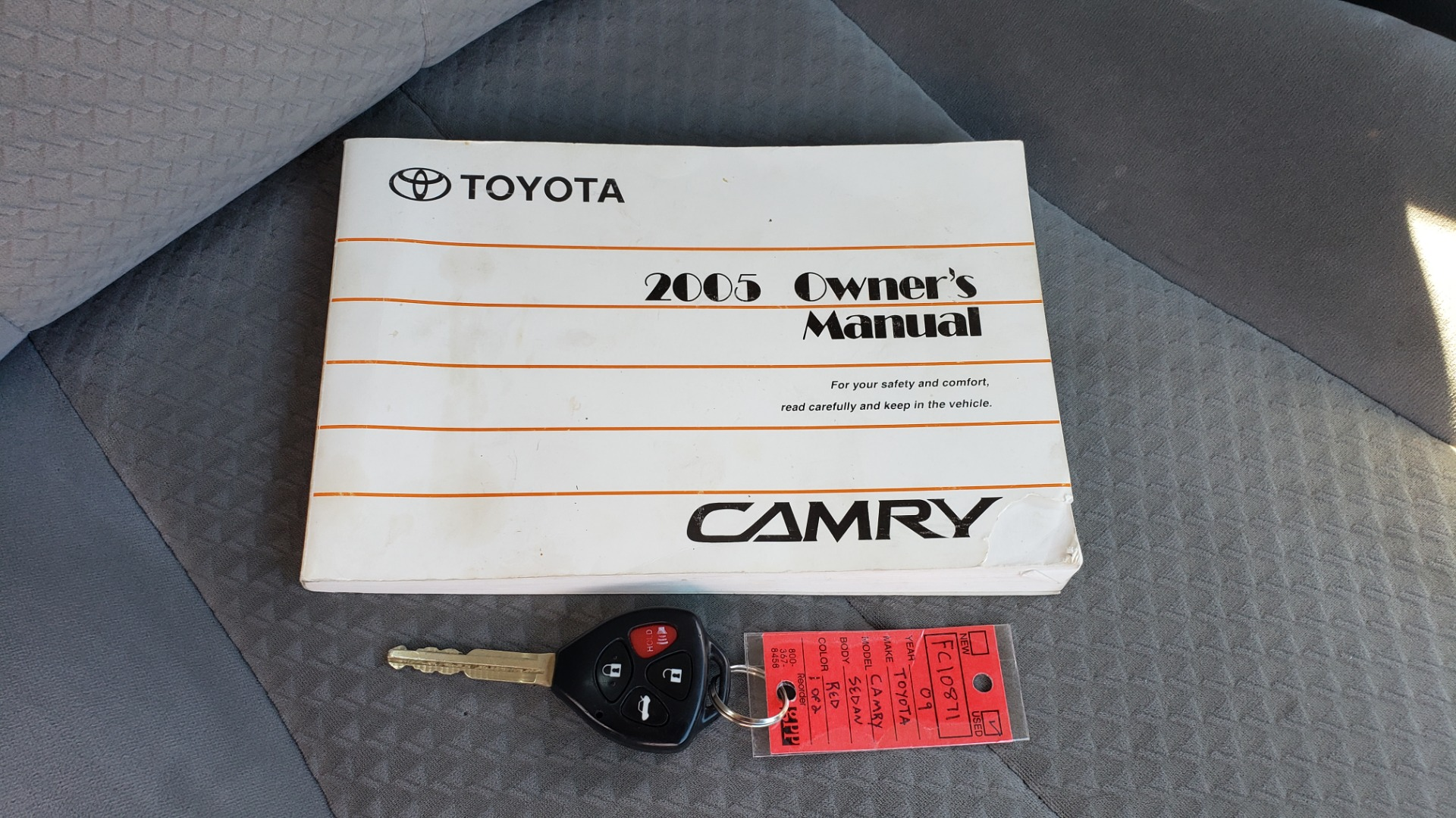 Used 2009 Toyota CAMRY LE / 2.4L SEDAN / FWD / 4-CYL / AUTO / CLOTH / CLEAN for sale Sold at Formula Imports in Charlotte NC 28227 65