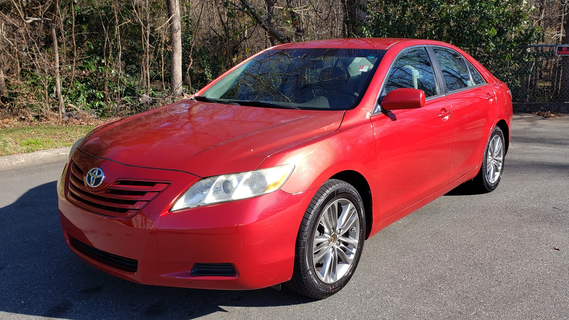 Used 2009 Toyota CAMRY LE / 2.4L SEDAN / FWD / 4-CYL / AUTO / CLOTH / CLEAN for sale Sold at Formula Imports in Charlotte NC 28227 1