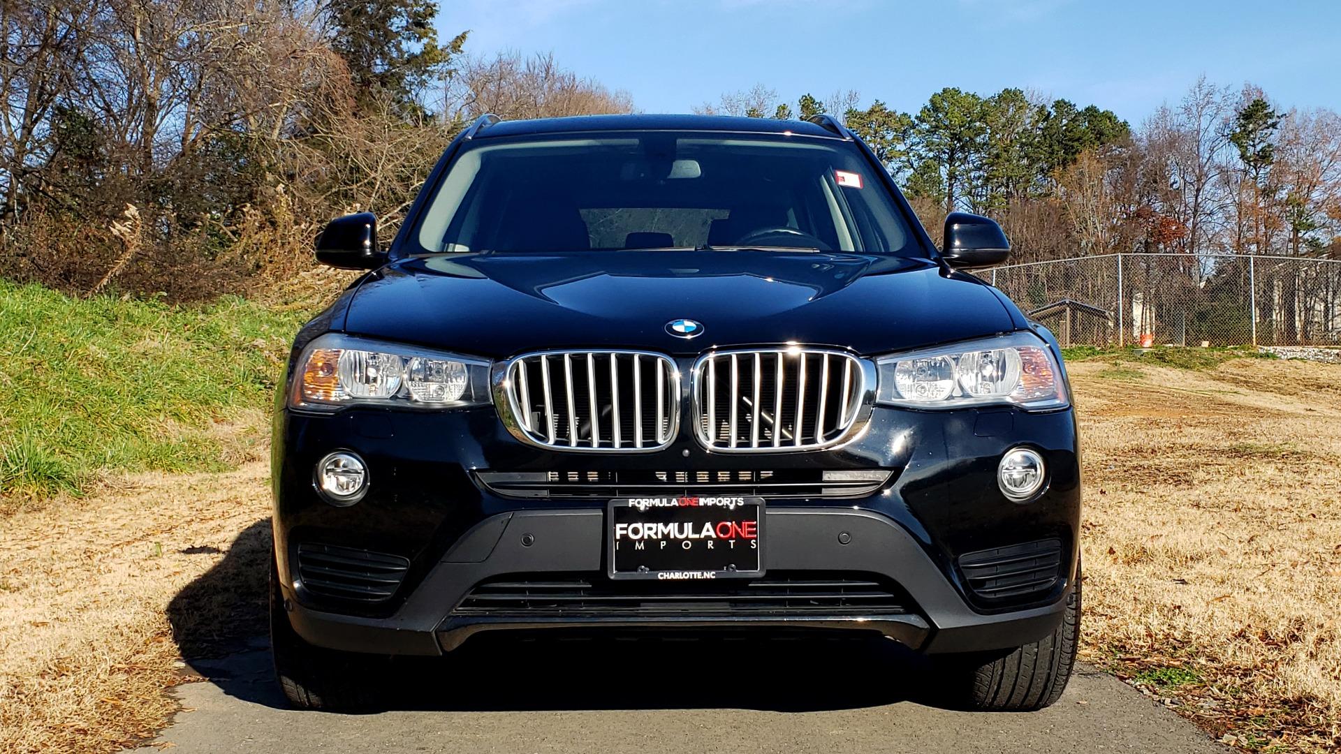 Used 2017 BMW X3 XDRIVE28I / PREM PKG / NAV / DRVR ASST / HTD STS / CAMERAS for sale Sold at Formula Imports in Charlotte NC 28227 11