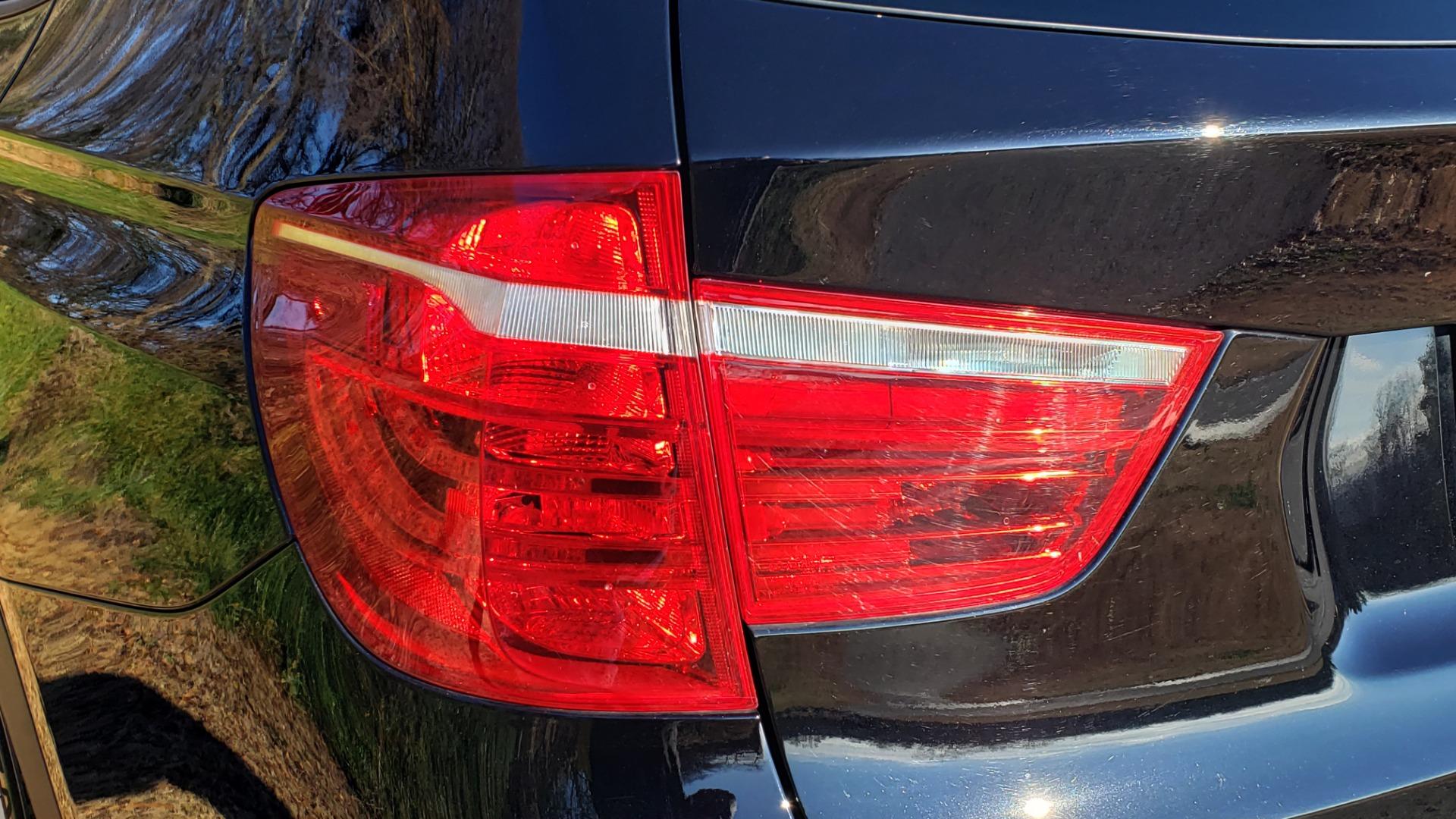 Used 2017 BMW X3 XDRIVE28I / PREM PKG / NAV / DRVR ASST / HTD STS / CAMERAS for sale Sold at Formula Imports in Charlotte NC 28227 20