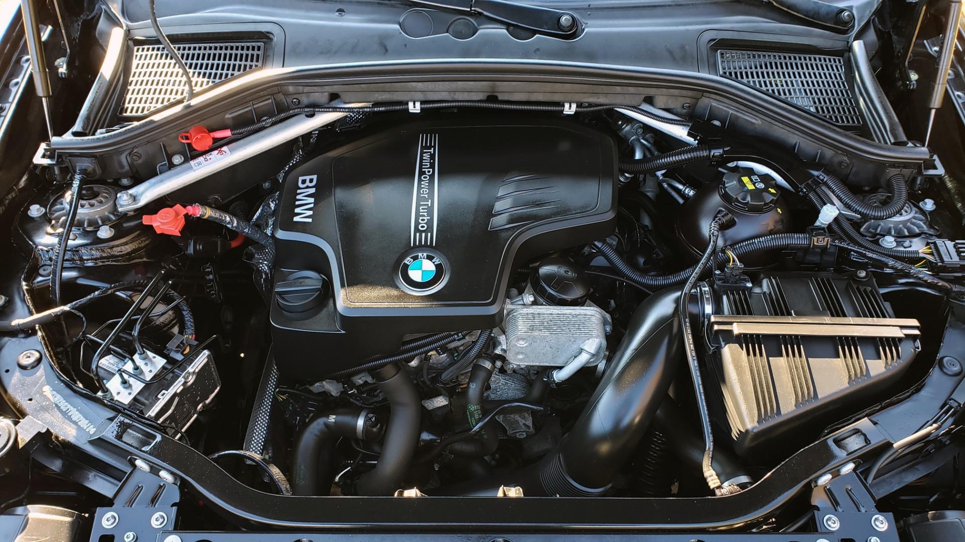 Used 2017 BMW X3 XDRIVE28I / PREM PKG / NAV / DRVR ASST / HTD STS / CAMERAS for sale Sold at Formula Imports in Charlotte NC 28227 24