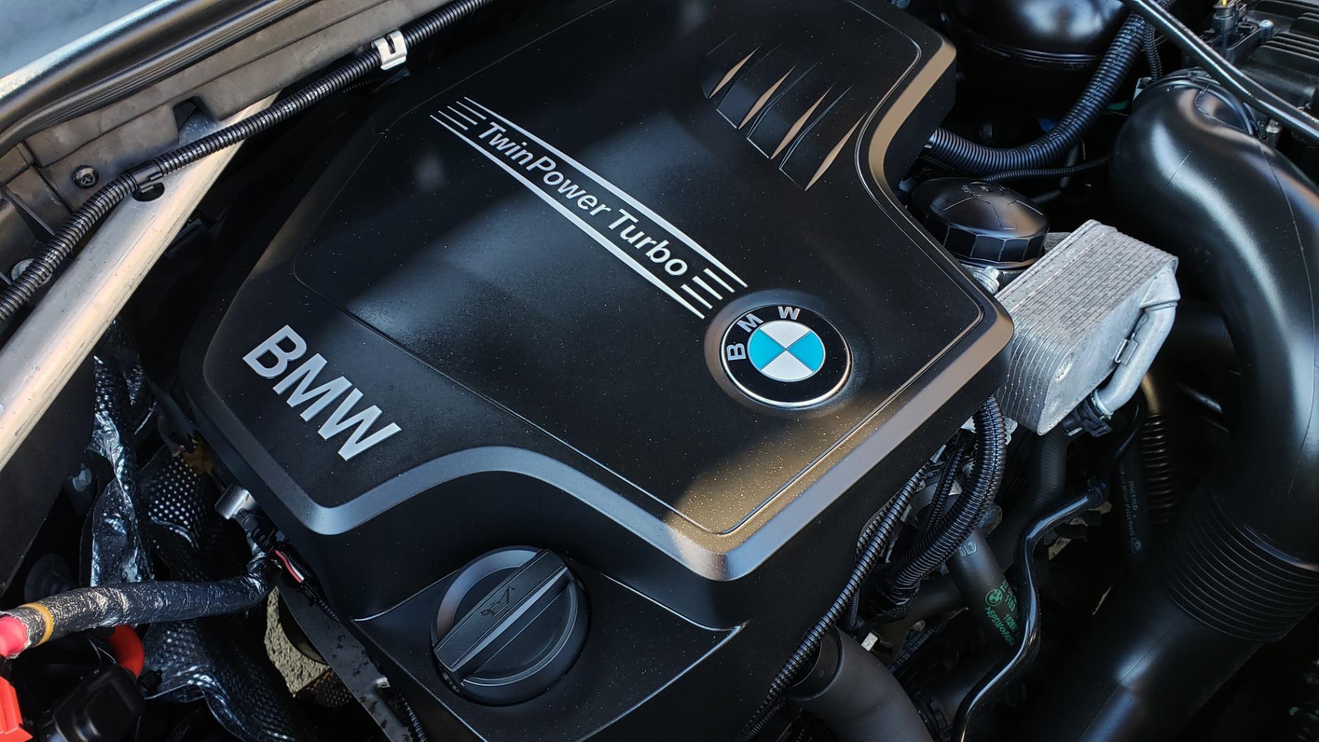 Used 2017 BMW X3 XDRIVE28I / PREM PKG / NAV / DRVR ASST / HTD STS / CAMERAS for sale Sold at Formula Imports in Charlotte NC 28227 25