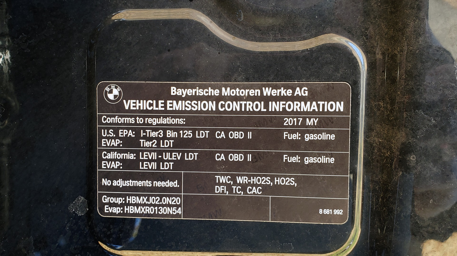 Used 2017 BMW X3 XDRIVE28I / PREM PKG / NAV / DRVR ASST / HTD STS / CAMERAS for sale Sold at Formula Imports in Charlotte NC 28227 26