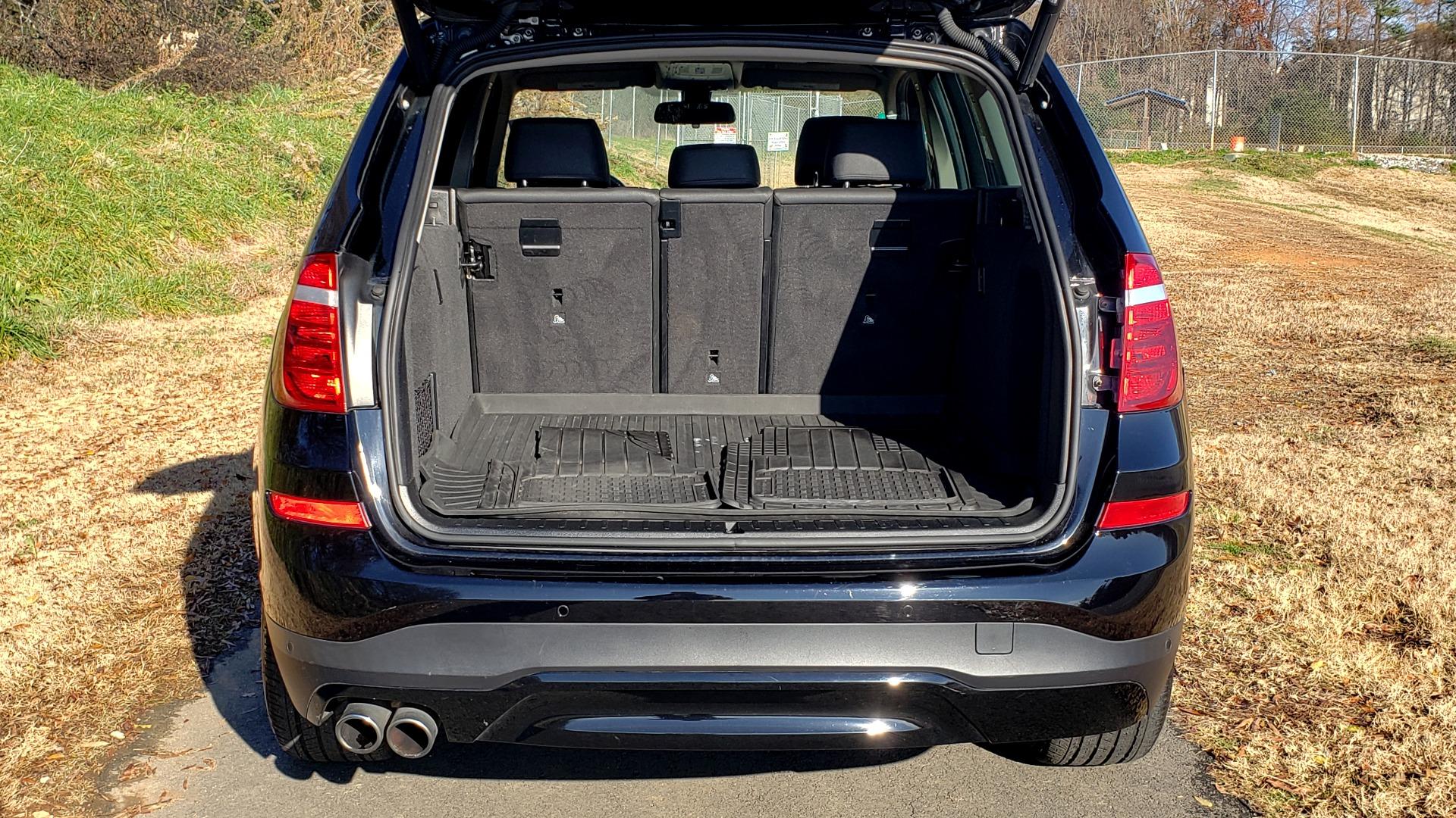 Used 2017 BMW X3 XDRIVE28I / PREM PKG / NAV / DRVR ASST / HTD STS / CAMERAS for sale Sold at Formula Imports in Charlotte NC 28227 27