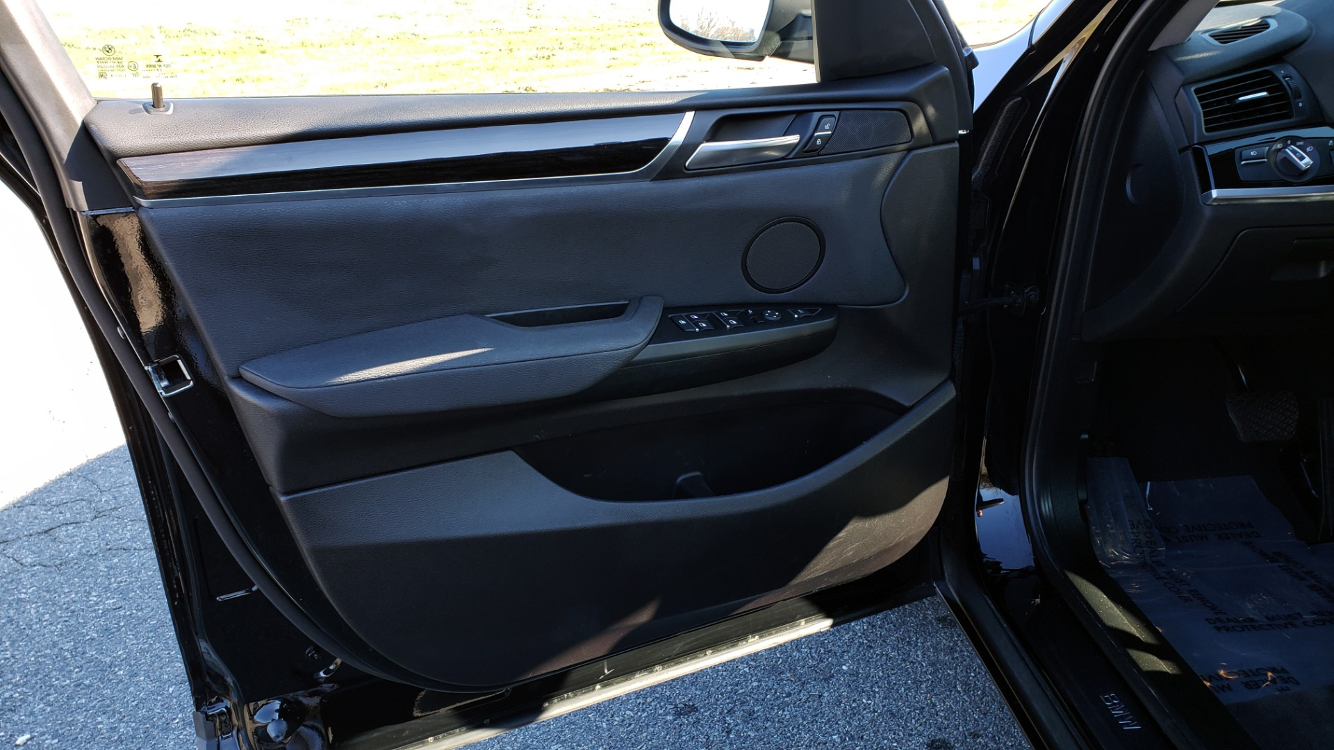 Used 2017 BMW X3 XDRIVE28I / PREM PKG / NAV / DRVR ASST / HTD STS / CAMERAS for sale Sold at Formula Imports in Charlotte NC 28227 38