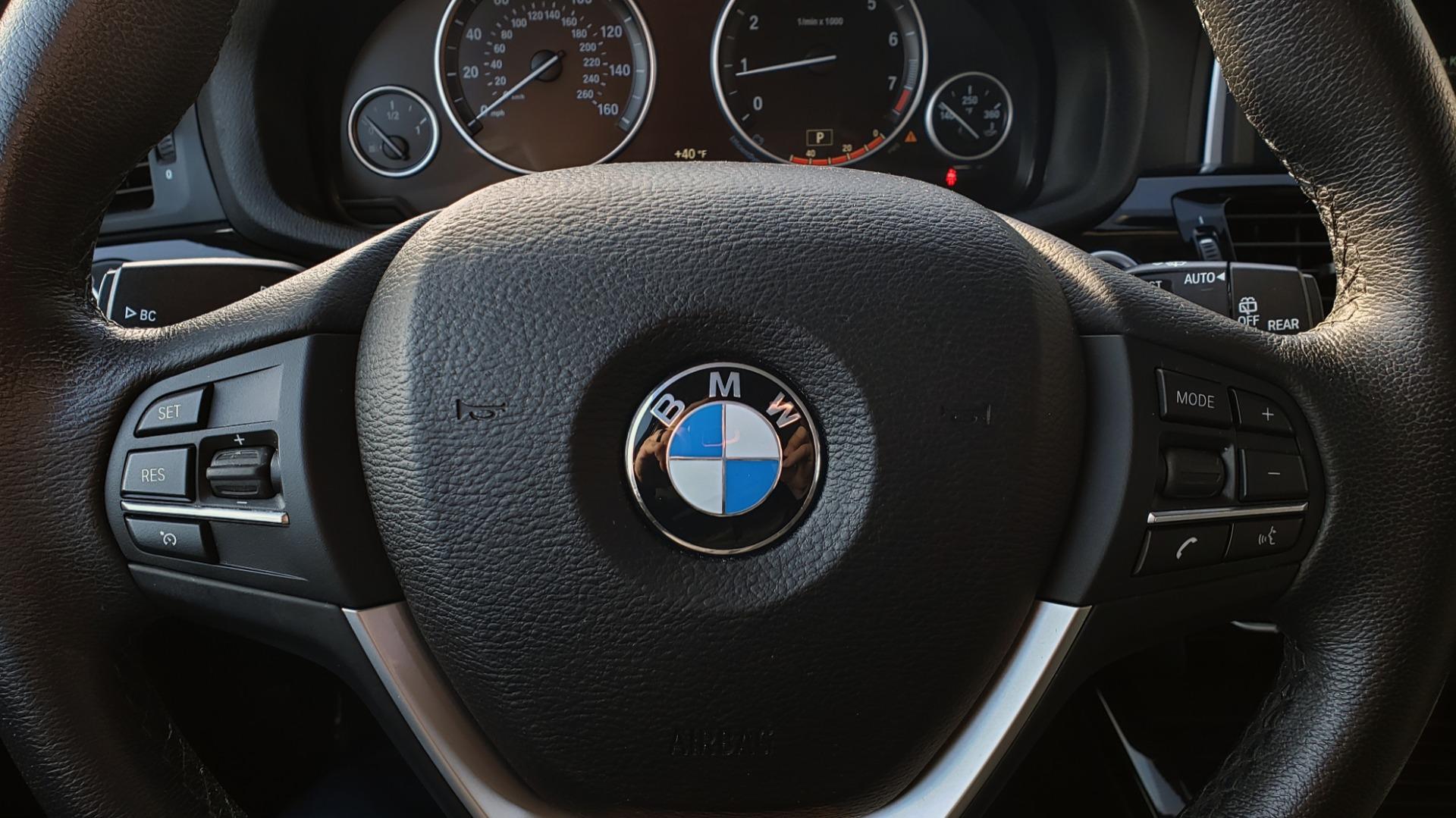 Used 2017 BMW X3 XDRIVE28I / PREM PKG / NAV / DRVR ASST / HTD STS / CAMERAS for sale Sold at Formula Imports in Charlotte NC 28227 46