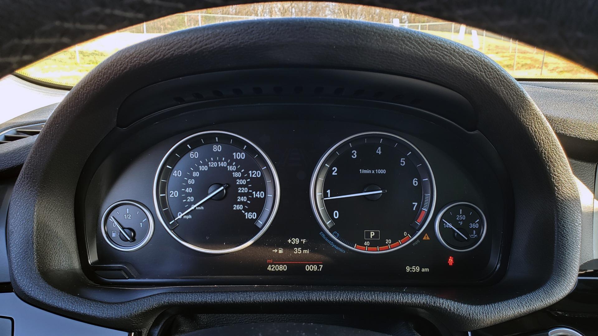 Used 2017 BMW X3 XDRIVE28I / PREM PKG / NAV / DRVR ASST / HTD STS / CAMERAS for sale Sold at Formula Imports in Charlotte NC 28227 47