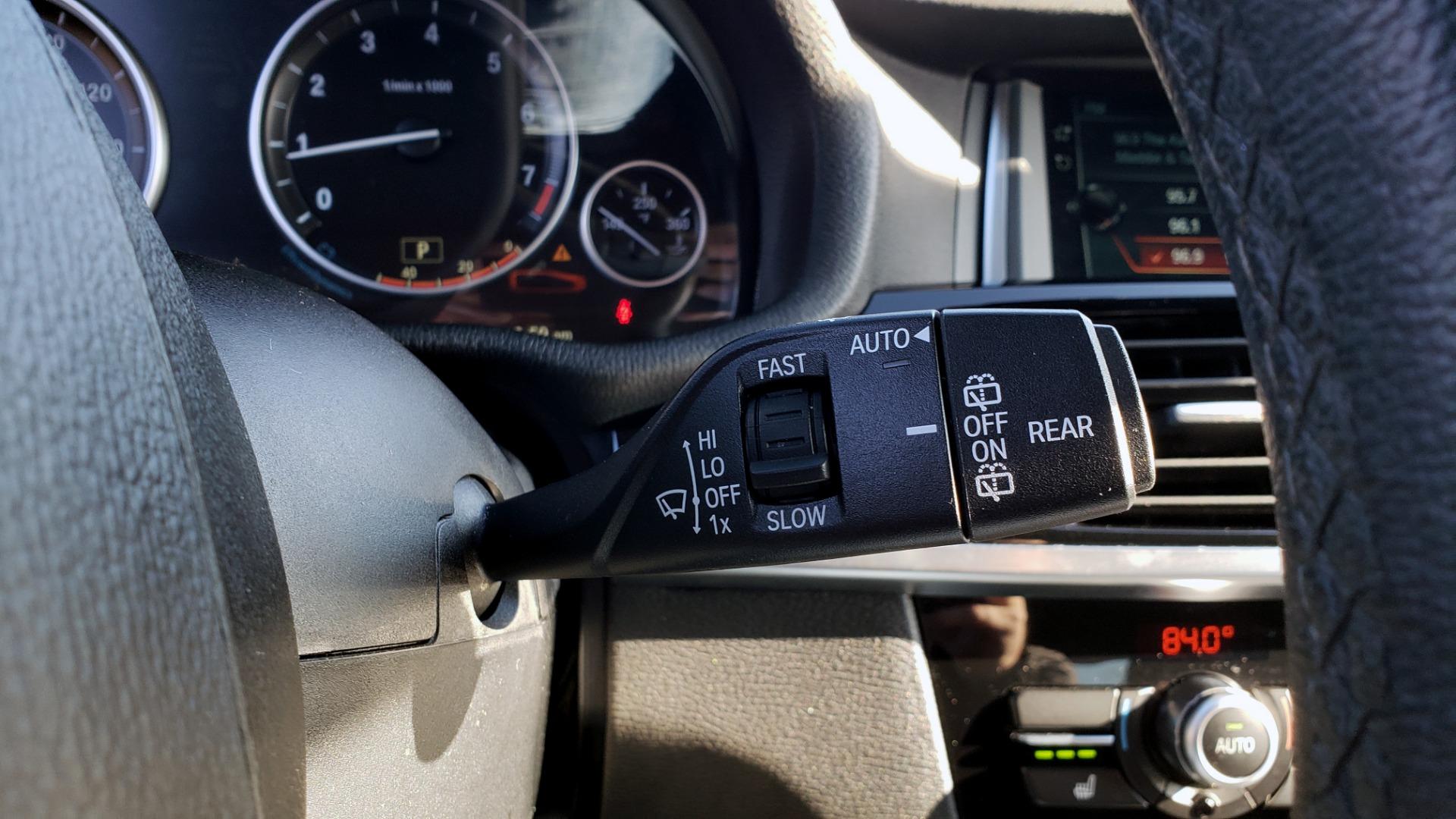 Used 2017 BMW X3 XDRIVE28I / PREM PKG / NAV / DRVR ASST / HTD STS / CAMERAS for sale Sold at Formula Imports in Charlotte NC 28227 49
