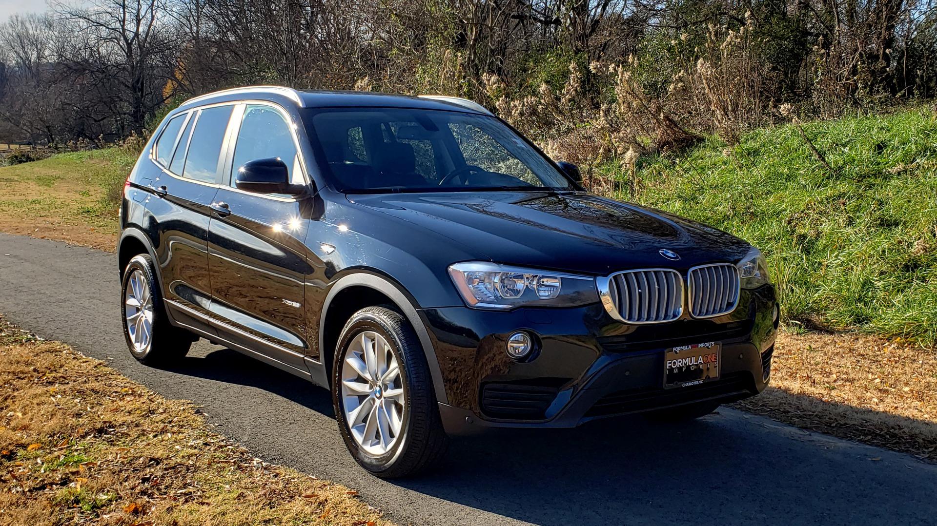 Used 2017 BMW X3 XDRIVE28I / PREM PKG / NAV / DRVR ASST / HTD STS / CAMERAS for sale Sold at Formula Imports in Charlotte NC 28227 5