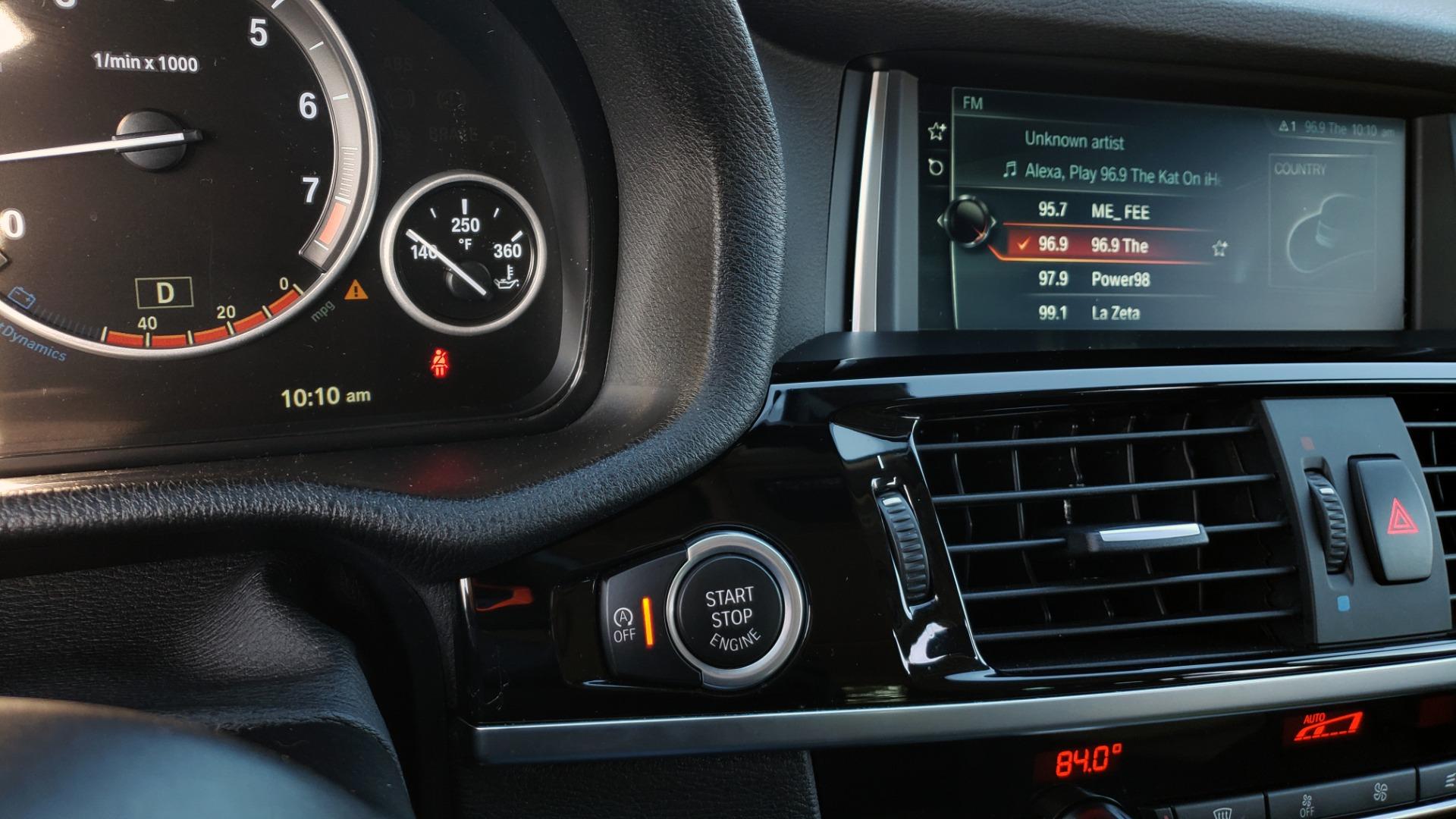 Used 2017 BMW X3 XDRIVE28I / PREM PKG / NAV / DRVR ASST / HTD STS / CAMERAS for sale Sold at Formula Imports in Charlotte NC 28227 52