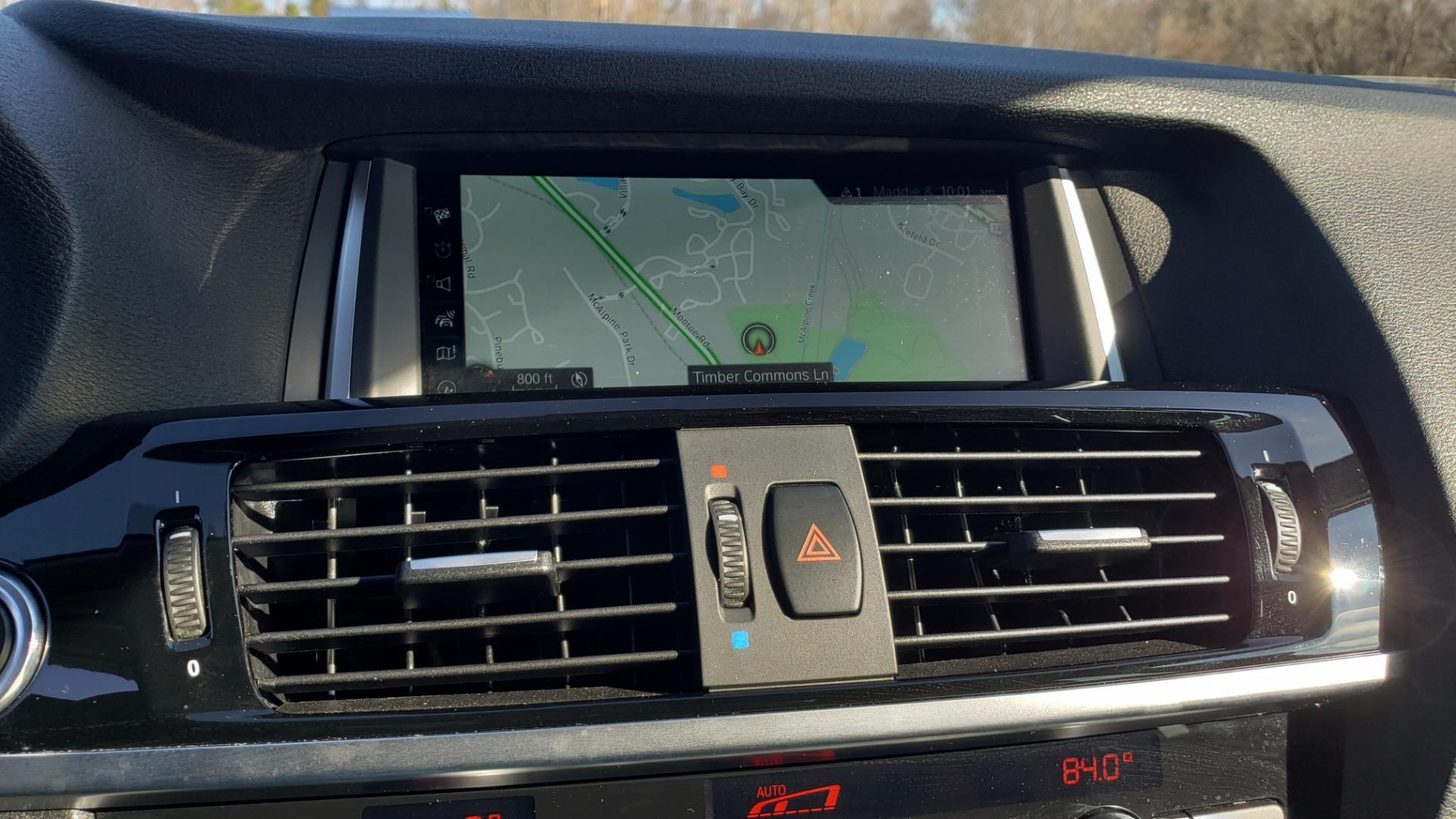 Used 2017 BMW X3 XDRIVE28I / PREM PKG / NAV / DRVR ASST / HTD STS / CAMERAS for sale Sold at Formula Imports in Charlotte NC 28227 56