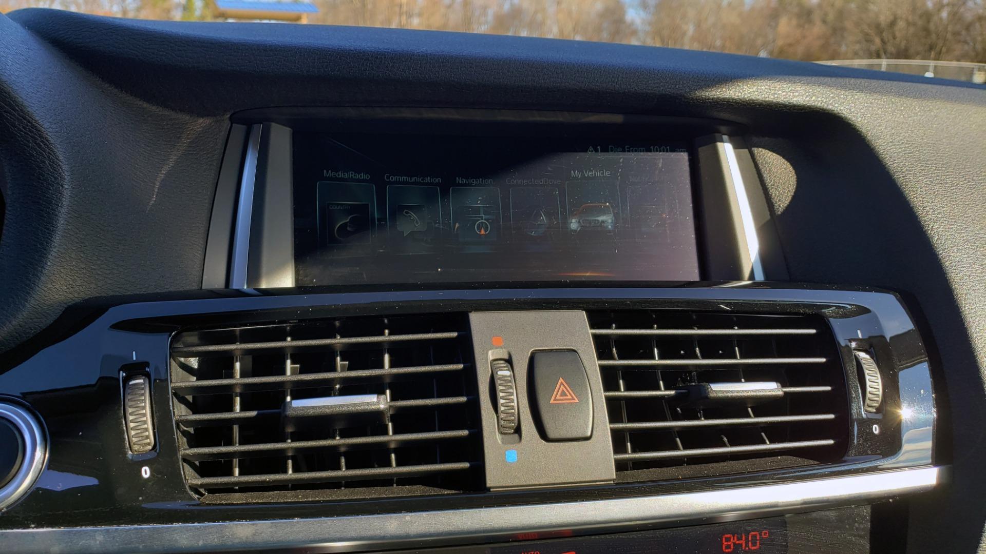 Used 2017 BMW X3 XDRIVE28I / PREM PKG / NAV / DRVR ASST / HTD STS / CAMERAS for sale Sold at Formula Imports in Charlotte NC 28227 57
