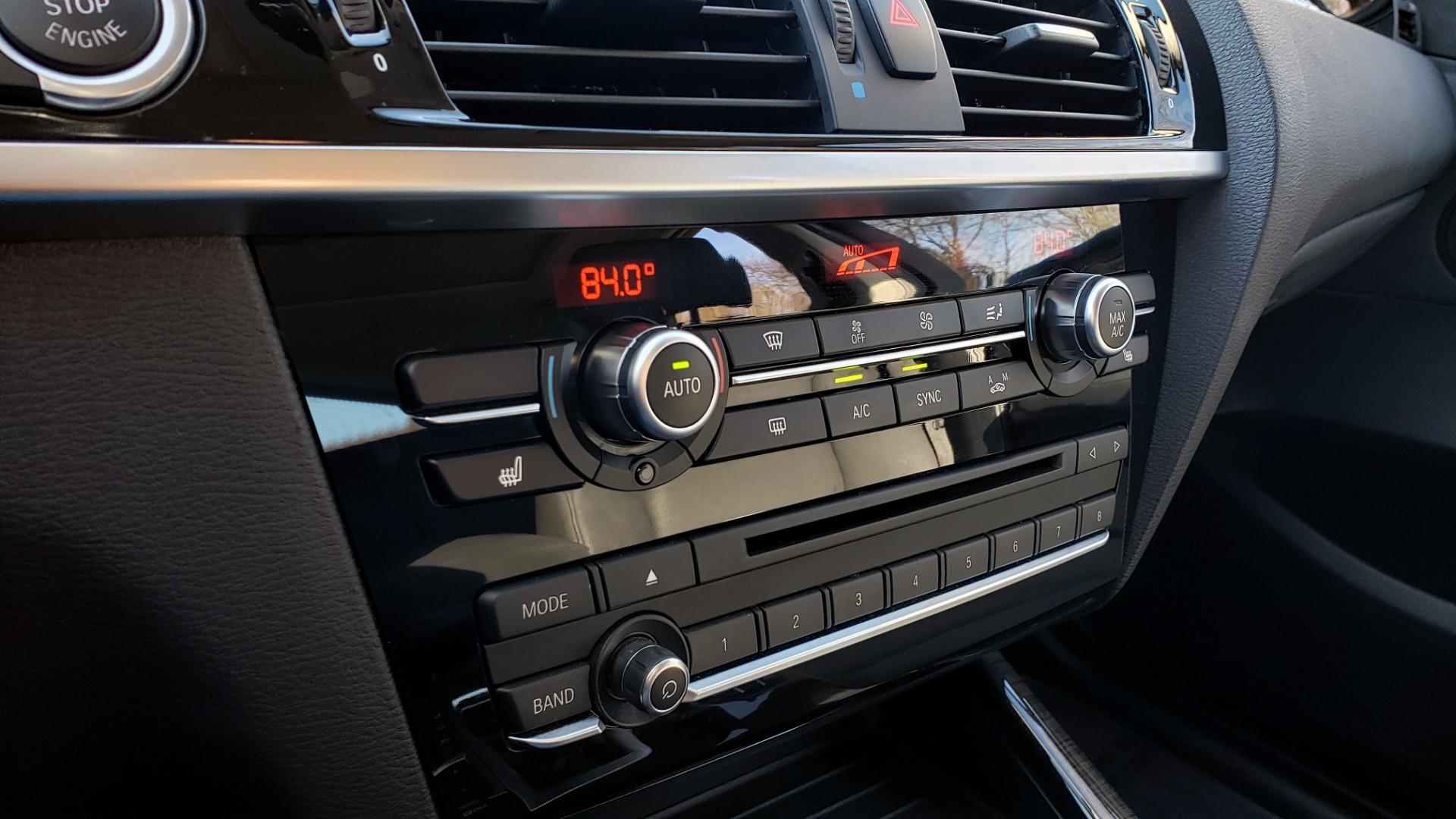 Used 2017 BMW X3 XDRIVE28I / PREM PKG / NAV / DRVR ASST / HTD STS / CAMERAS for sale Sold at Formula Imports in Charlotte NC 28227 60