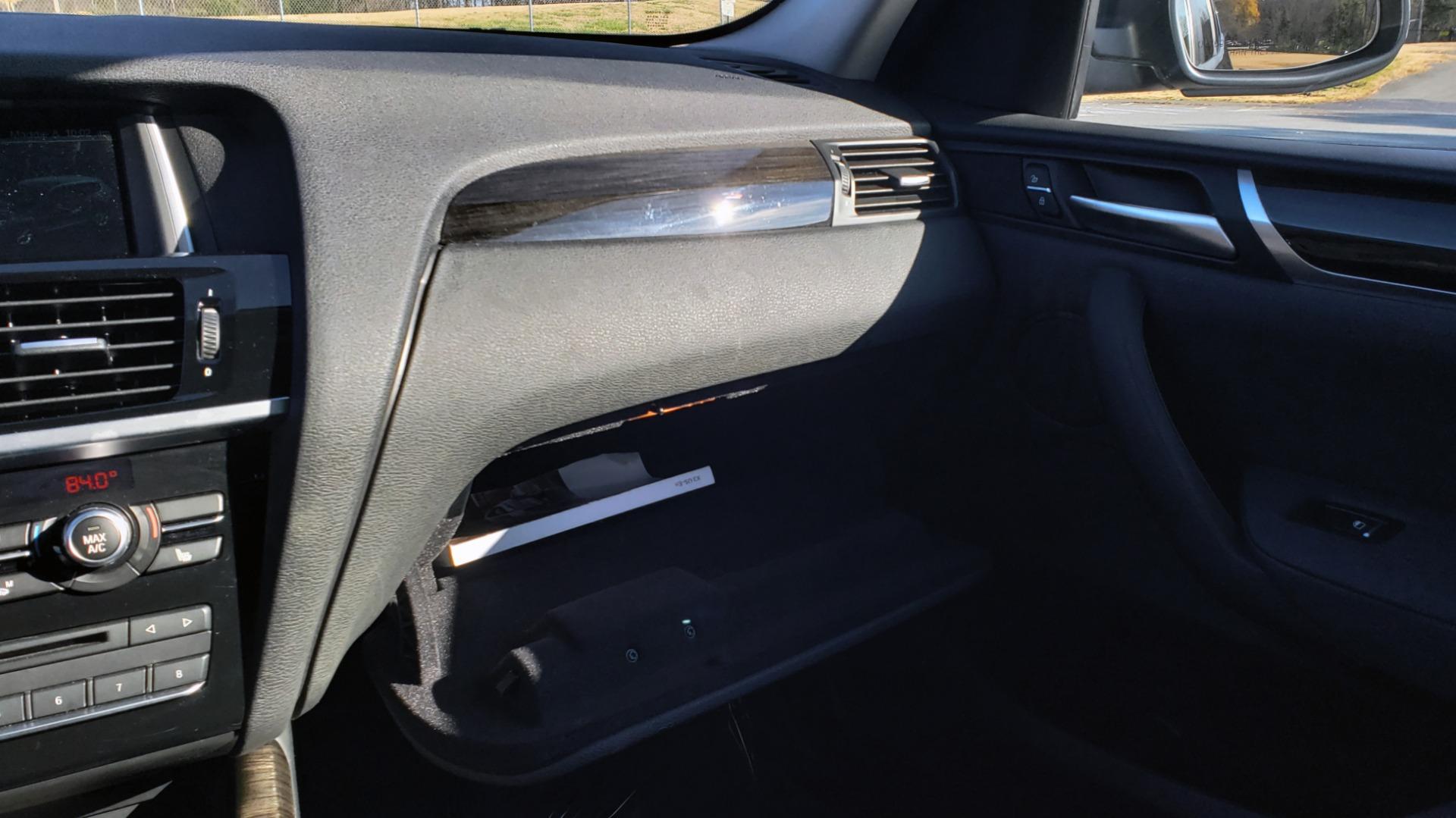 Used 2017 BMW X3 XDRIVE28I / PREM PKG / NAV / DRVR ASST / HTD STS / CAMERAS for sale Sold at Formula Imports in Charlotte NC 28227 64