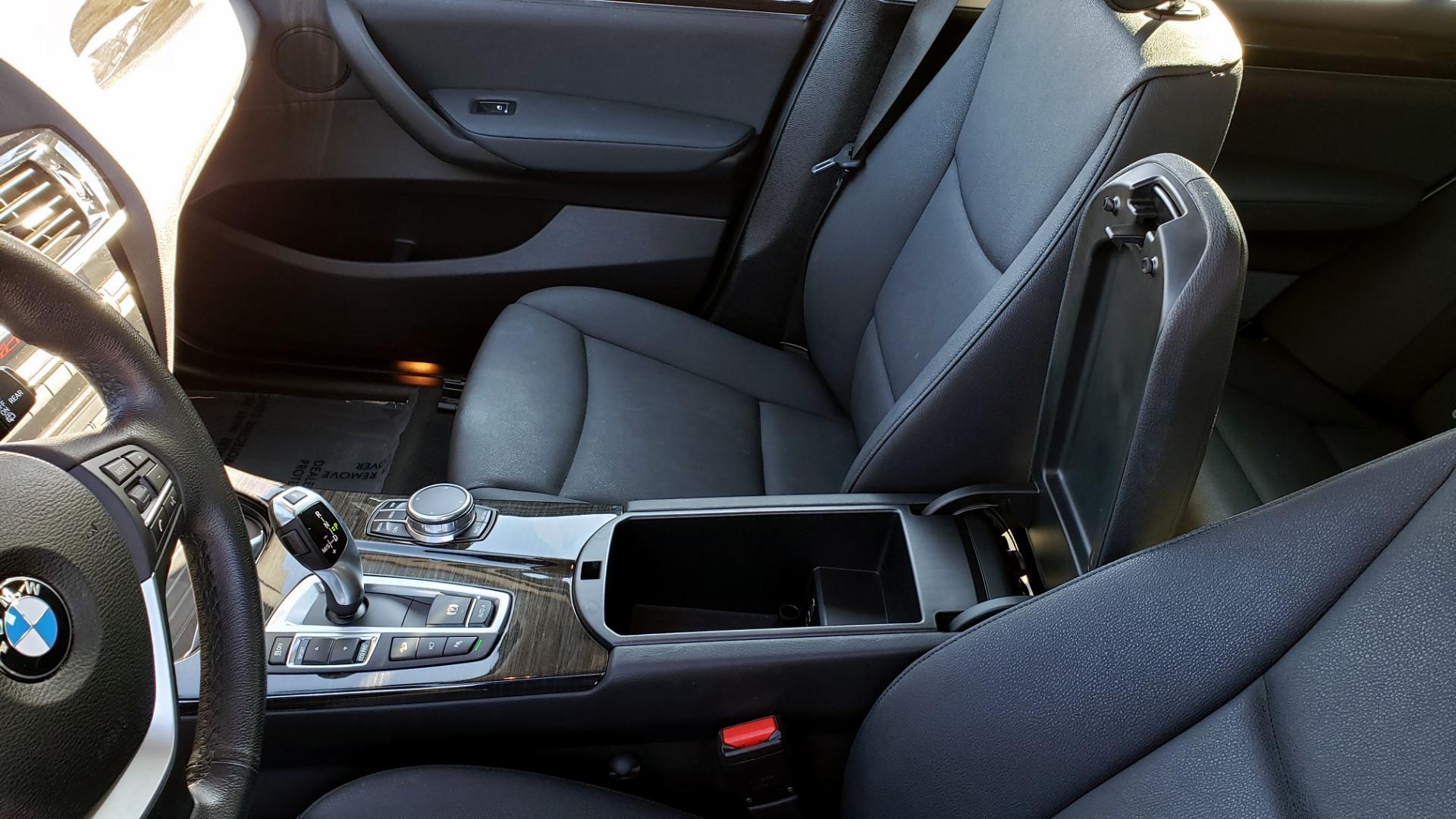Used 2017 BMW X3 XDRIVE28I / PREM PKG / NAV / DRVR ASST / HTD STS / CAMERAS for sale Sold at Formula Imports in Charlotte NC 28227 68