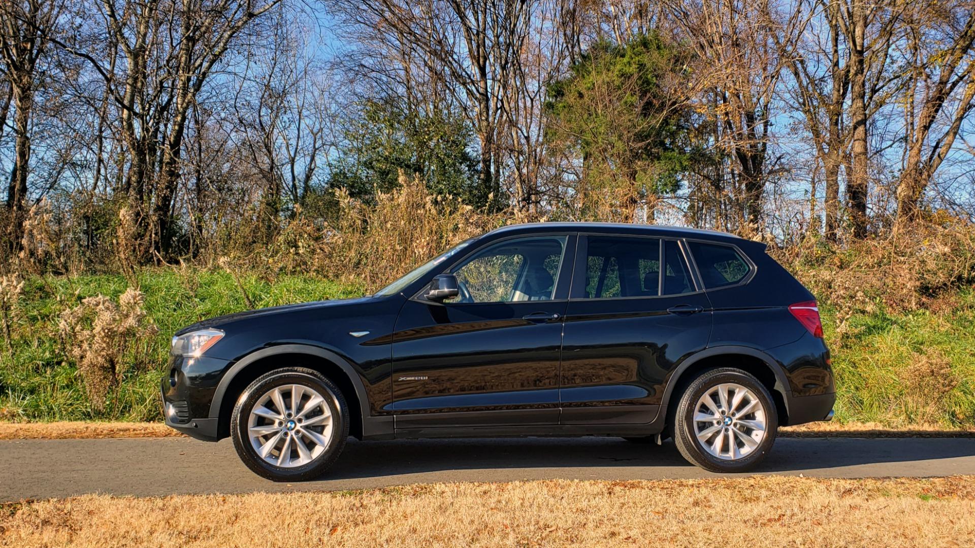 Used 2017 BMW X3 XDRIVE28I / PREM PKG / NAV / DRVR ASST / HTD STS / CAMERAS for sale Sold at Formula Imports in Charlotte NC 28227 7