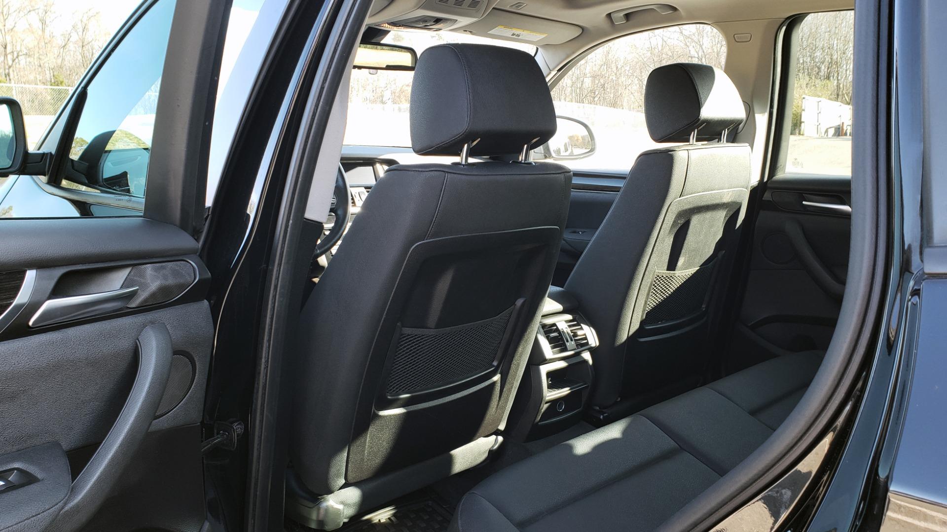 Used 2017 BMW X3 XDRIVE28I / PREM PKG / NAV / DRVR ASST / HTD STS / CAMERAS for sale Sold at Formula Imports in Charlotte NC 28227 73