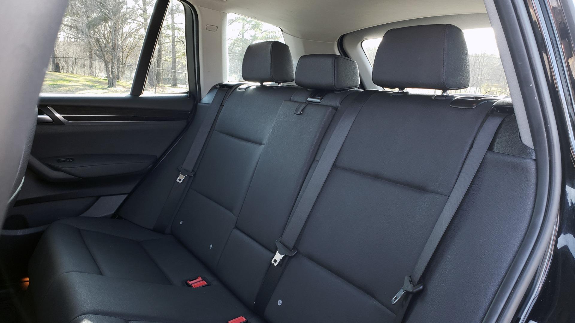 Used 2017 BMW X3 XDRIVE28I / PREM PKG / NAV / DRVR ASST / HTD STS / CAMERAS for sale Sold at Formula Imports in Charlotte NC 28227 74
