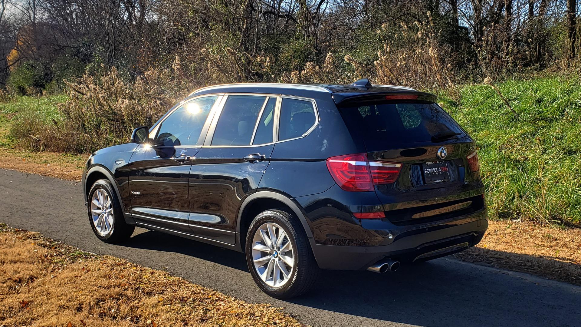 Used 2017 BMW X3 XDRIVE28I / PREM PKG / NAV / DRVR ASST / HTD STS / CAMERAS for sale Sold at Formula Imports in Charlotte NC 28227 8
