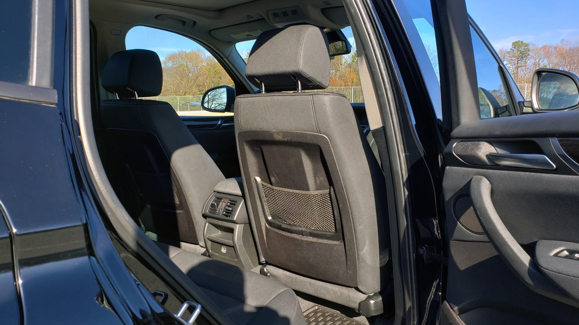 Used 2017 BMW X3 XDRIVE28I / PREM PKG / NAV / DRVR ASST / HTD STS / CAMERAS for sale Sold at Formula Imports in Charlotte NC 28227 86