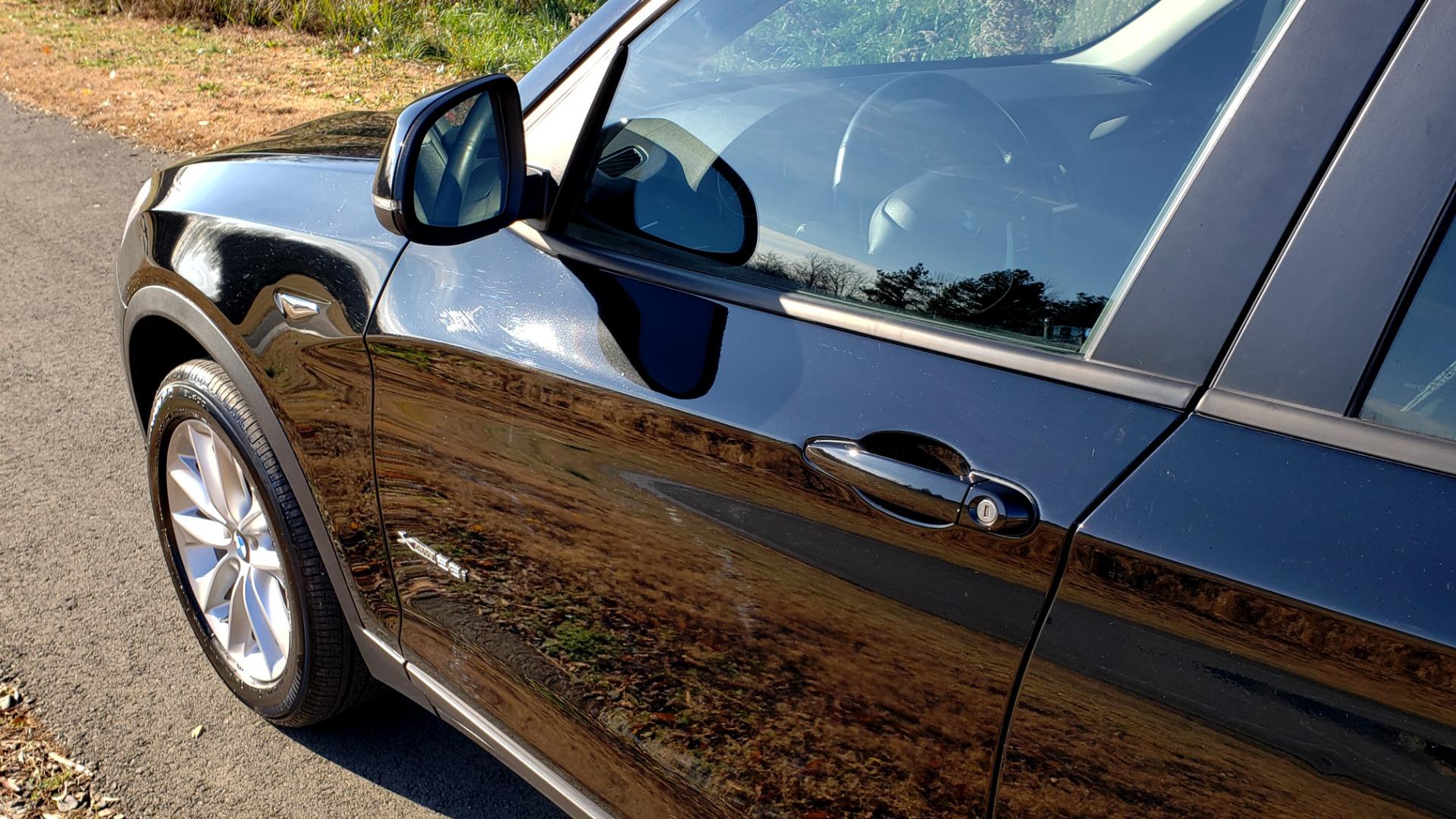 Used 2017 BMW X3 XDRIVE28I / PREM PKG / NAV / DRVR ASST / HTD STS / CAMERAS for sale Sold at Formula Imports in Charlotte NC 28227 9