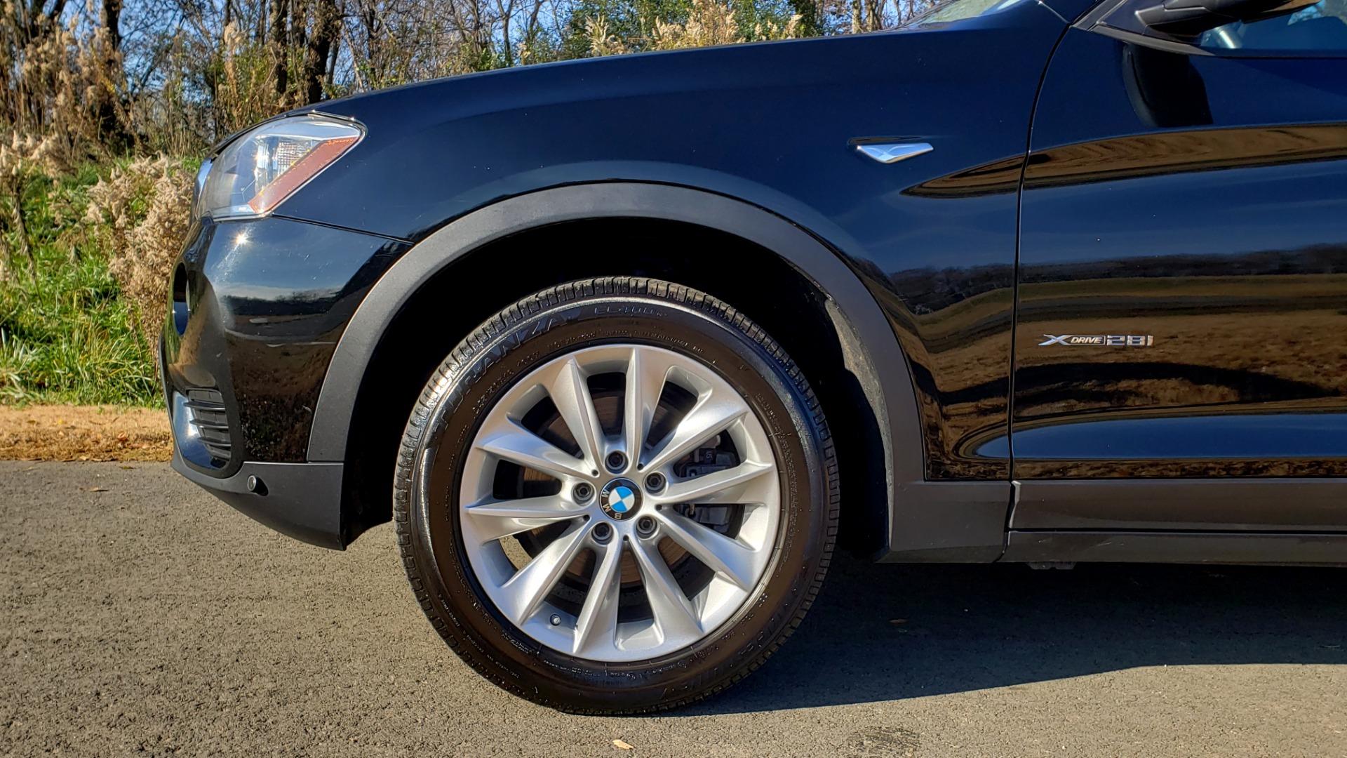 Used 2017 BMW X3 XDRIVE28I / PREM PKG / NAV / DRVR ASST / HTD STS / CAMERAS for sale Sold at Formula Imports in Charlotte NC 28227 90