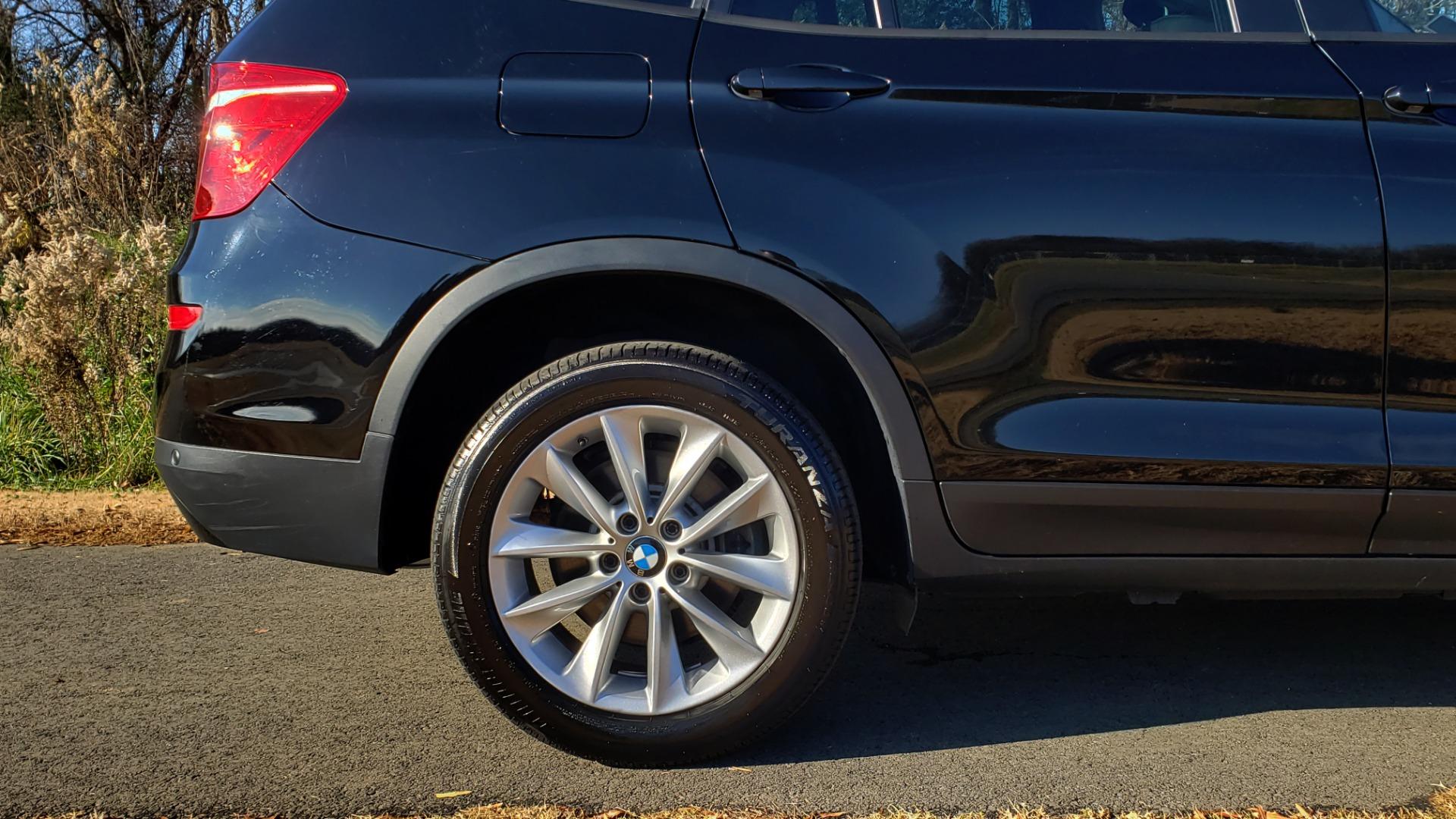 Used 2017 BMW X3 XDRIVE28I / PREM PKG / NAV / DRVR ASST / HTD STS / CAMERAS for sale Sold at Formula Imports in Charlotte NC 28227 92