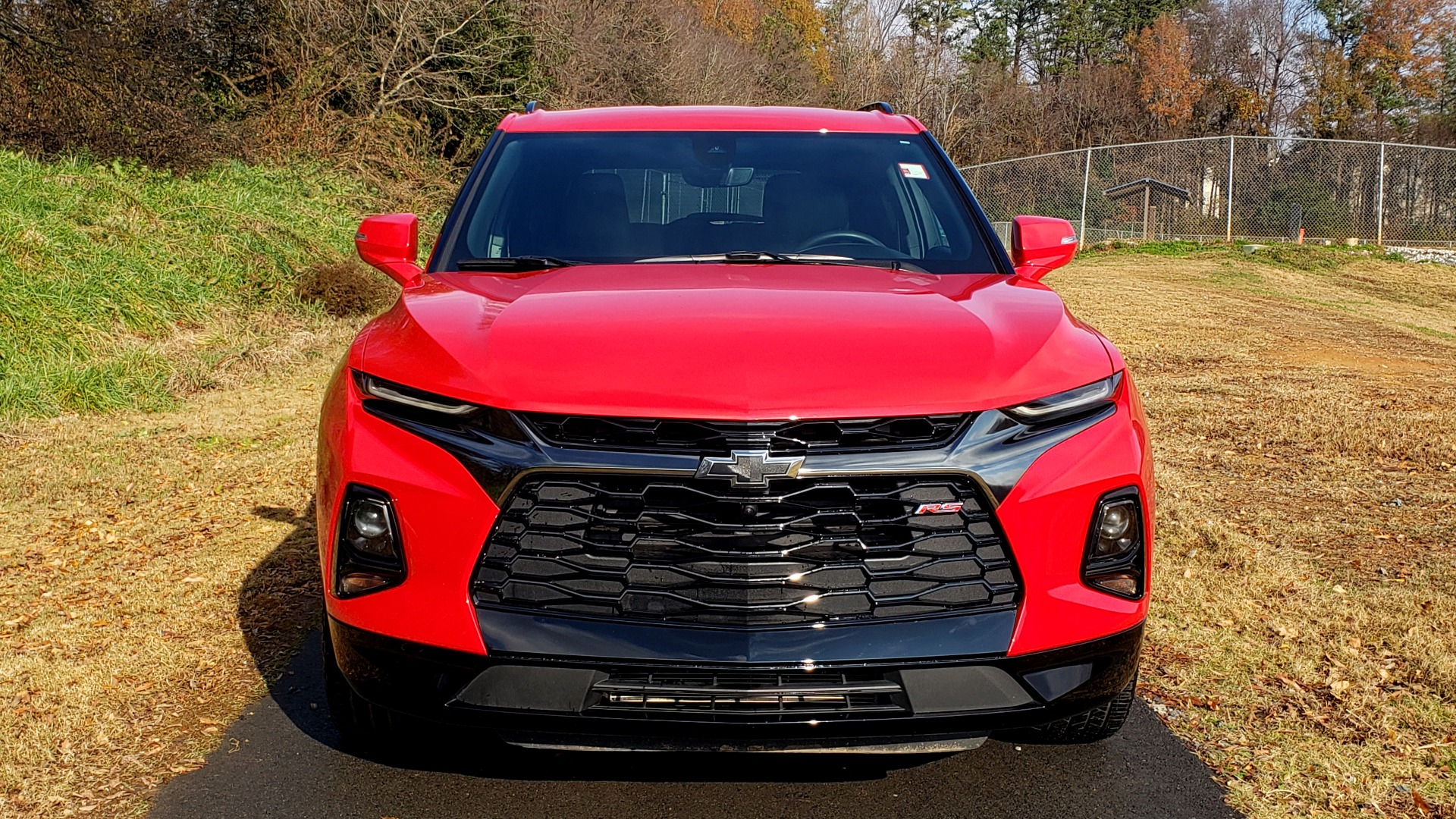 Used 2020 Chevrolet BLAZER RS / 3.6L V6 / 9-SPD AUTO / NAV / BOSE / HTD STS / REARVIEW for sale Sold at Formula Imports in Charlotte NC 28227 10