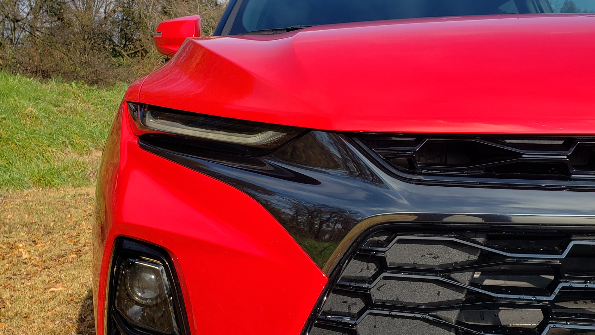 Used 2020 Chevrolet BLAZER RS / 3.6L V6 / 9-SPD AUTO / NAV / BOSE / HTD STS / REARVIEW for sale Sold at Formula Imports in Charlotte NC 28227 11