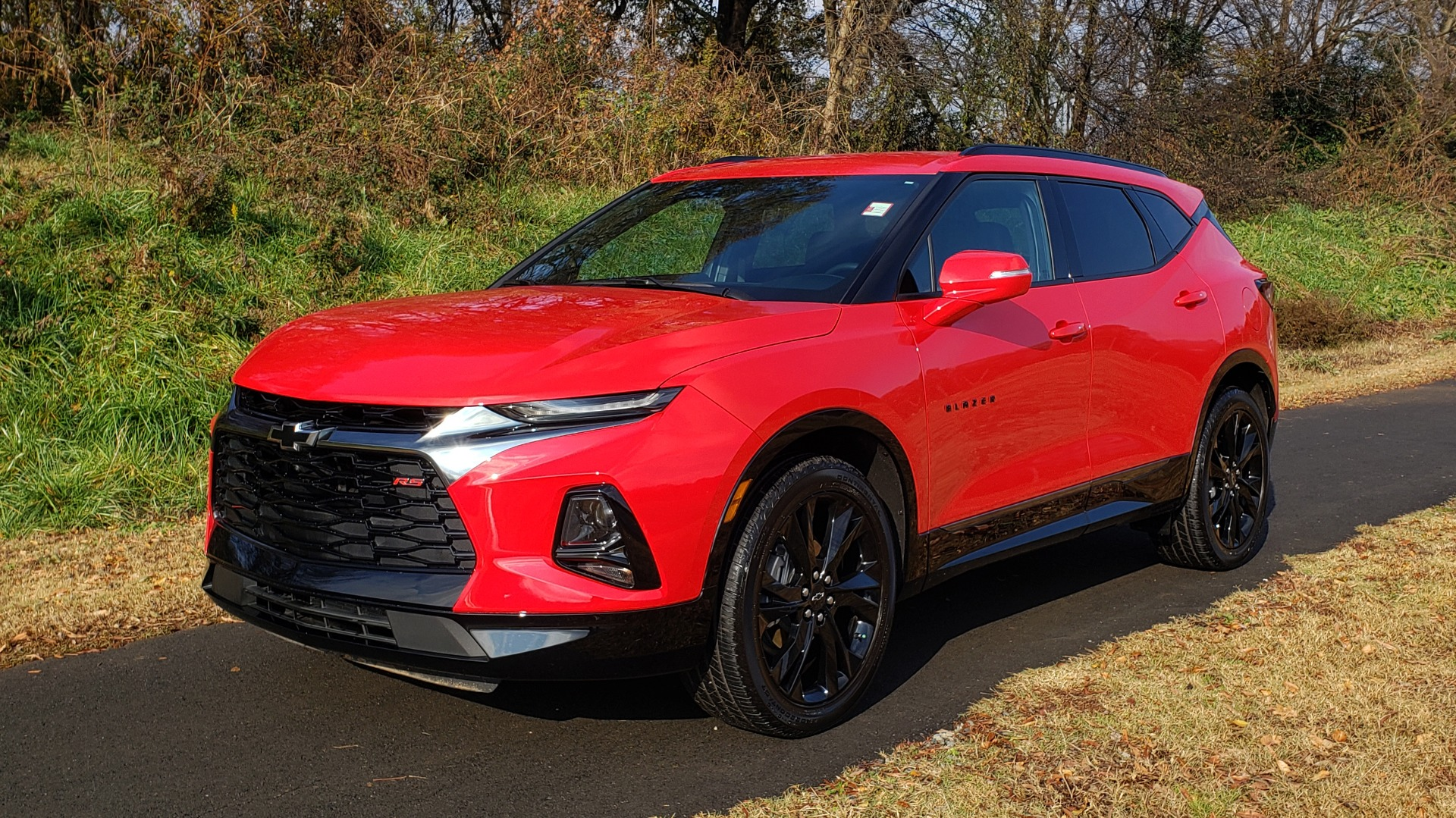 Used 2020 Chevrolet BLAZER RS / 3.6L V6 / 9-SPD AUTO / NAV / BOSE / HTD STS / REARVIEW for sale Sold at Formula Imports in Charlotte NC 28227 2