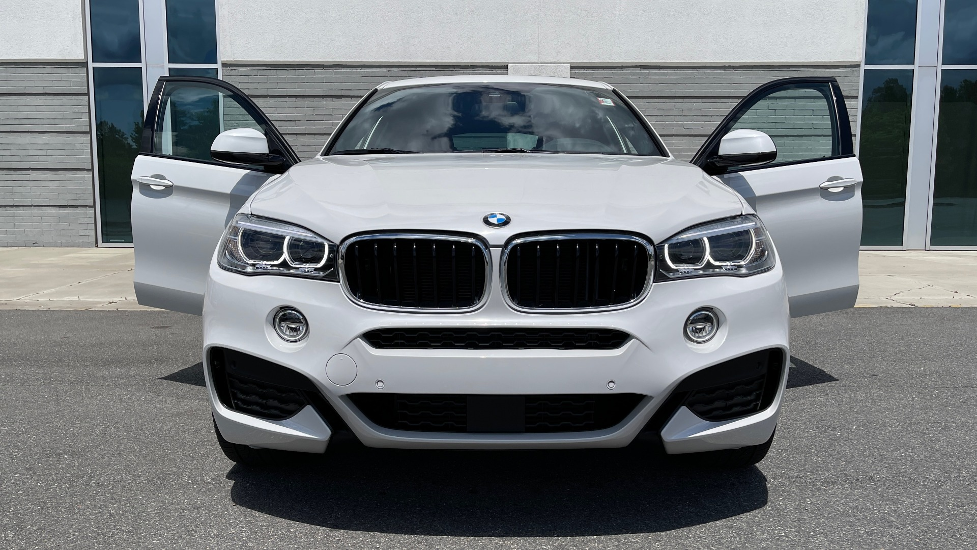 Used 2018 BMW X6 XDRIVE35I M-SPORT / NAV / DRVR ASST PLUS / ADAPT M-SUSP / REARVIEW for sale Sold at Formula Imports in Charlotte NC 28227 25