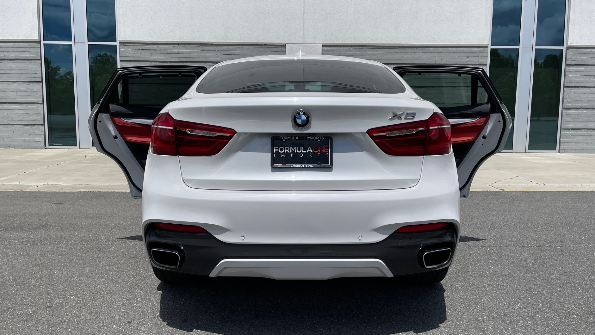 Used 2018 BMW X6 XDRIVE35I M-SPORT / NAV / DRVR ASST PLUS / ADAPT M-SUSP / REARVIEW for sale Sold at Formula Imports in Charlotte NC 28227 26