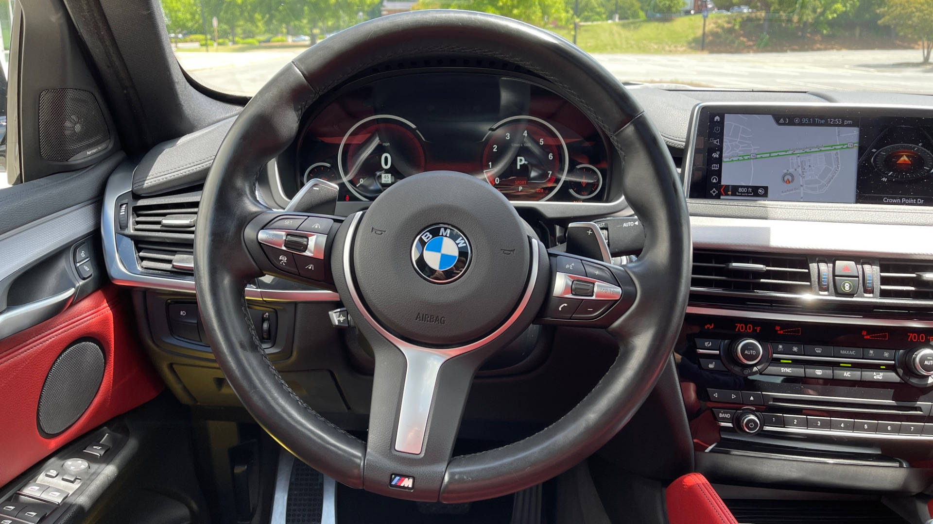 Used 2018 BMW X6 XDRIVE35I M-SPORT / NAV / DRVR ASST PLUS / ADAPT M-SUSP / REARVIEW for sale Sold at Formula Imports in Charlotte NC 28227 83