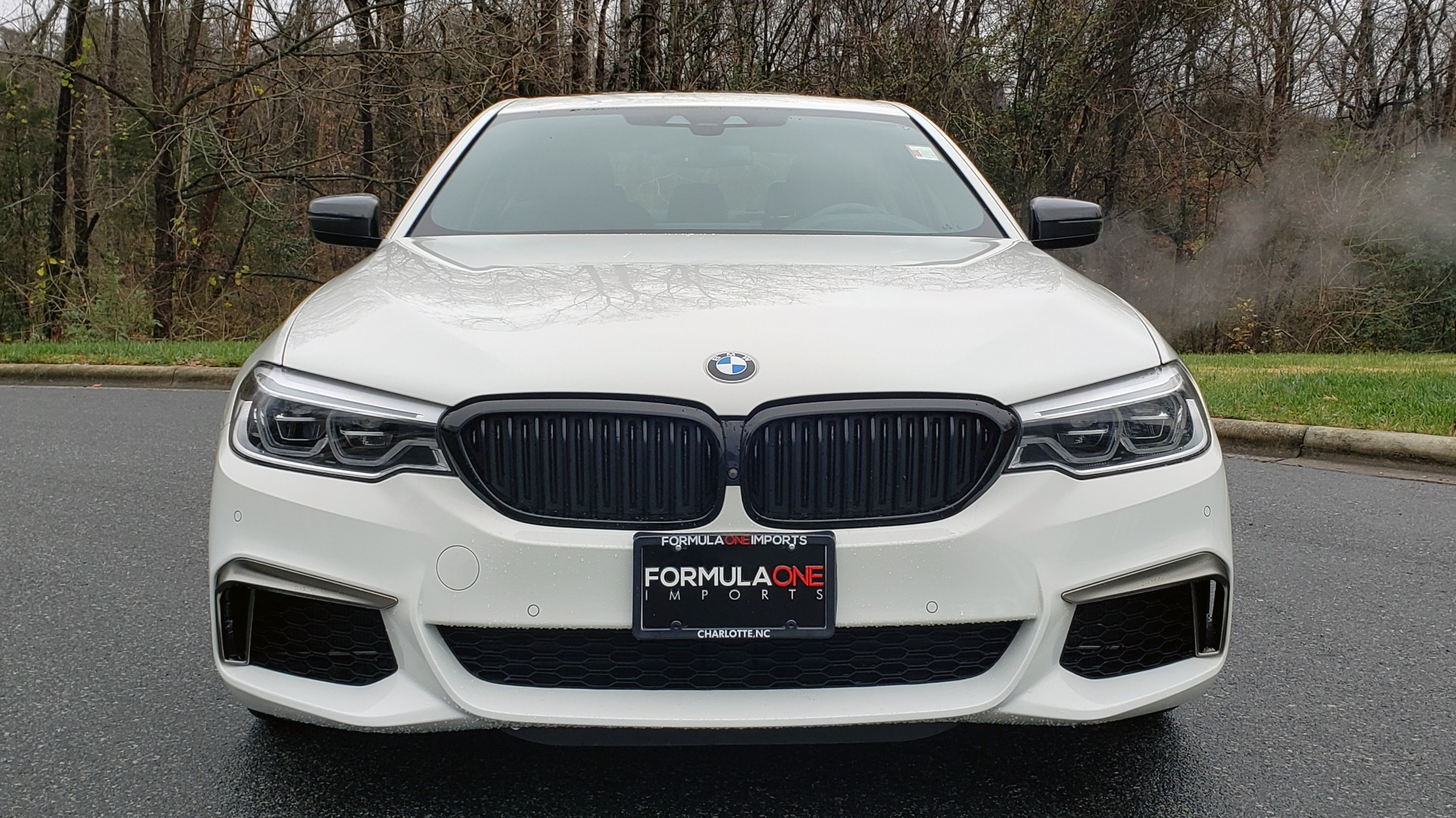 Used 2018 BMW 5 SERIES M550I XDRIVE EXEC PKG / DRVR ASST / CLD WTHR / ACTIVE DRV ASST for sale Sold at Formula Imports in Charlotte NC 28227 16