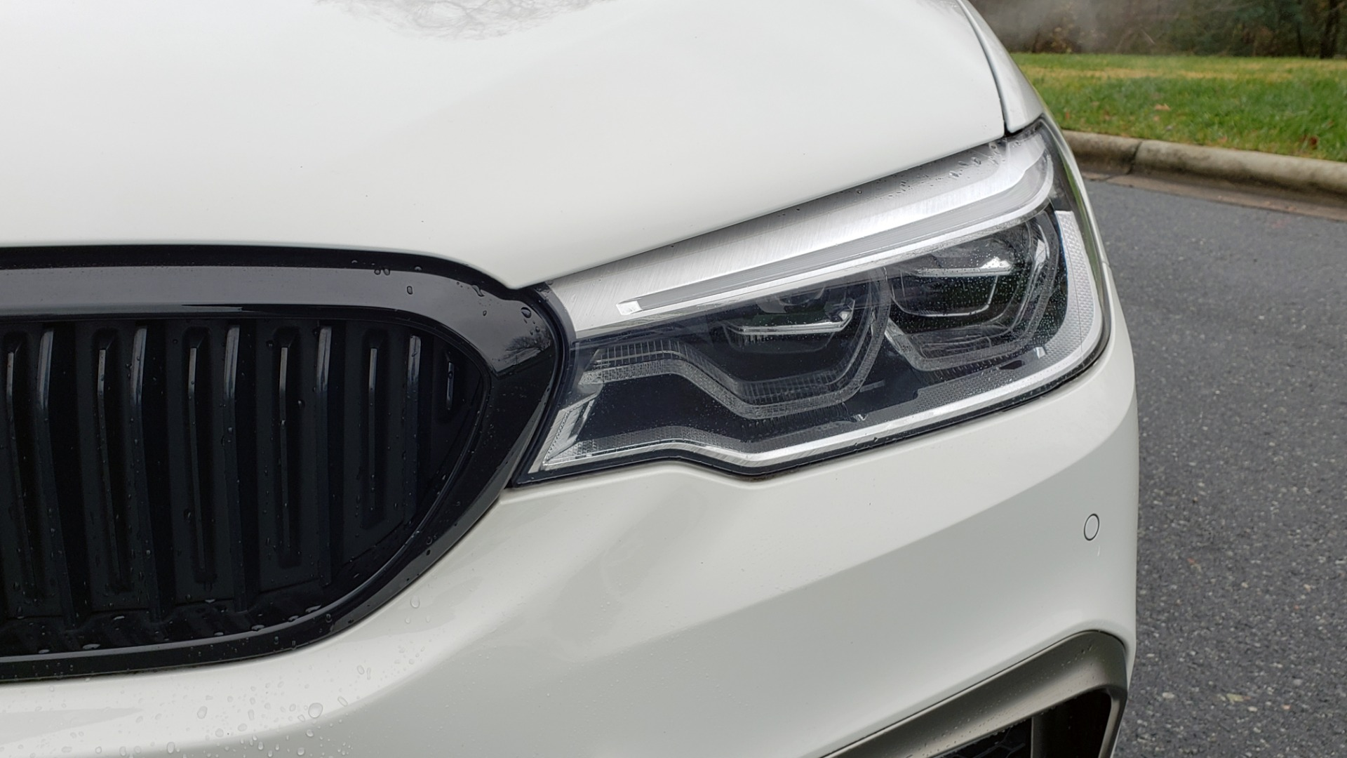 Used 2018 BMW 5 SERIES M550I XDRIVE EXEC PKG / DRVR ASST / CLD WTHR / ACTIVE DRV ASST for sale Sold at Formula Imports in Charlotte NC 28227 18