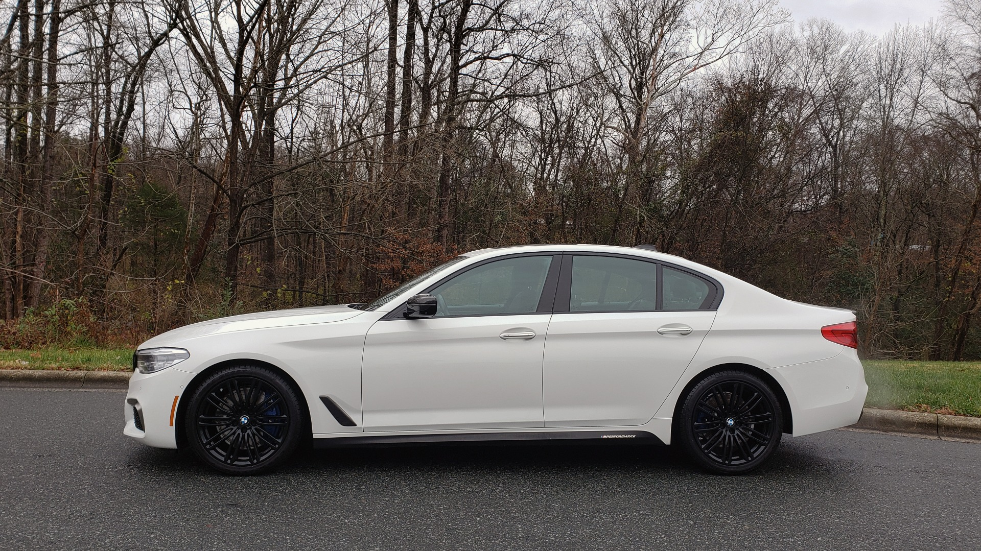 Used 2018 BMW 5 SERIES M550I XDRIVE EXEC PKG / DRVR ASST / CLD WTHR / ACTIVE DRV ASST for sale Sold at Formula Imports in Charlotte NC 28227 2