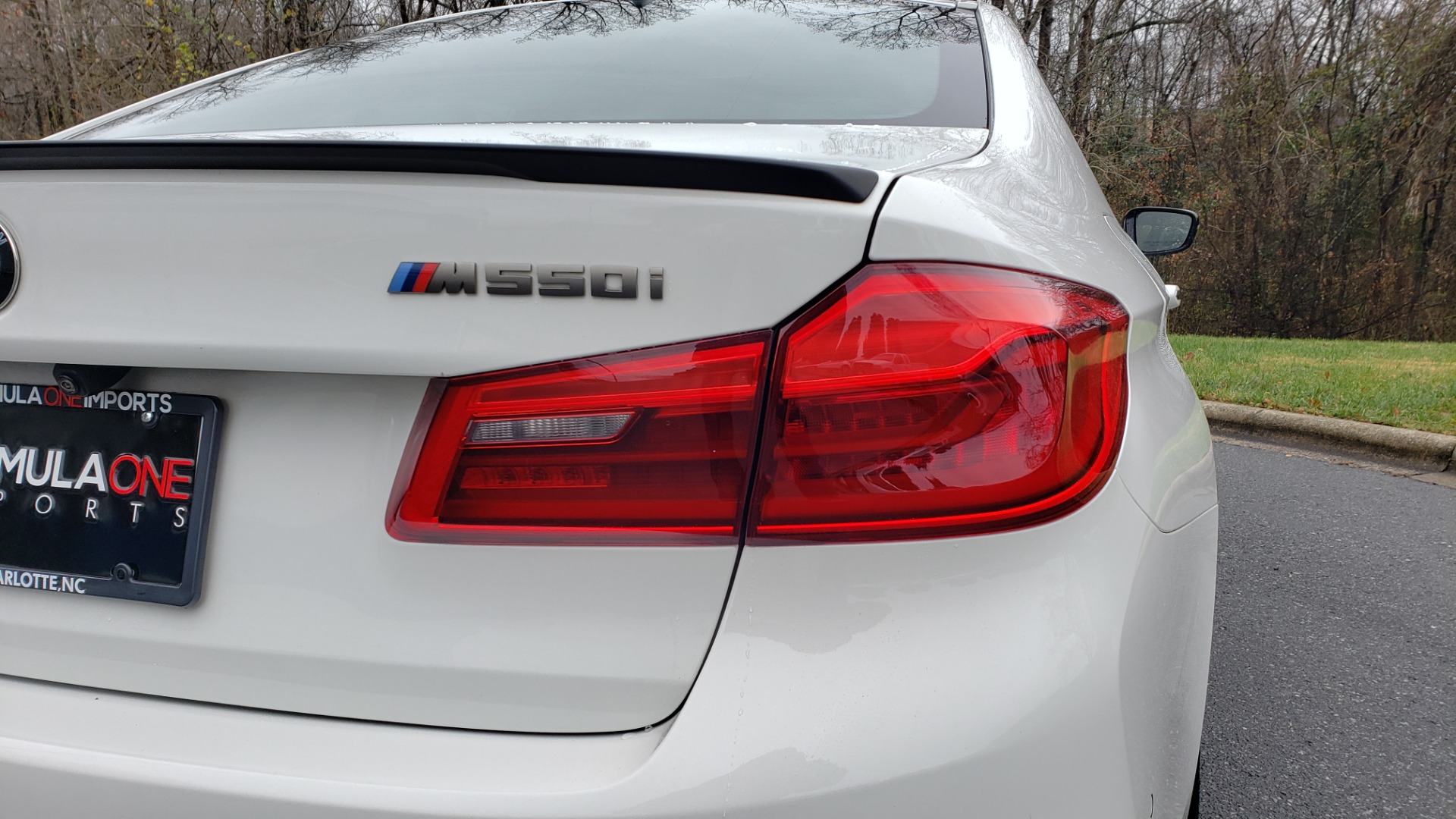 Used 2018 BMW 5 SERIES M550I XDRIVE EXEC PKG / DRVR ASST / CLD WTHR / ACTIVE DRV ASST for sale Sold at Formula Imports in Charlotte NC 28227 26
