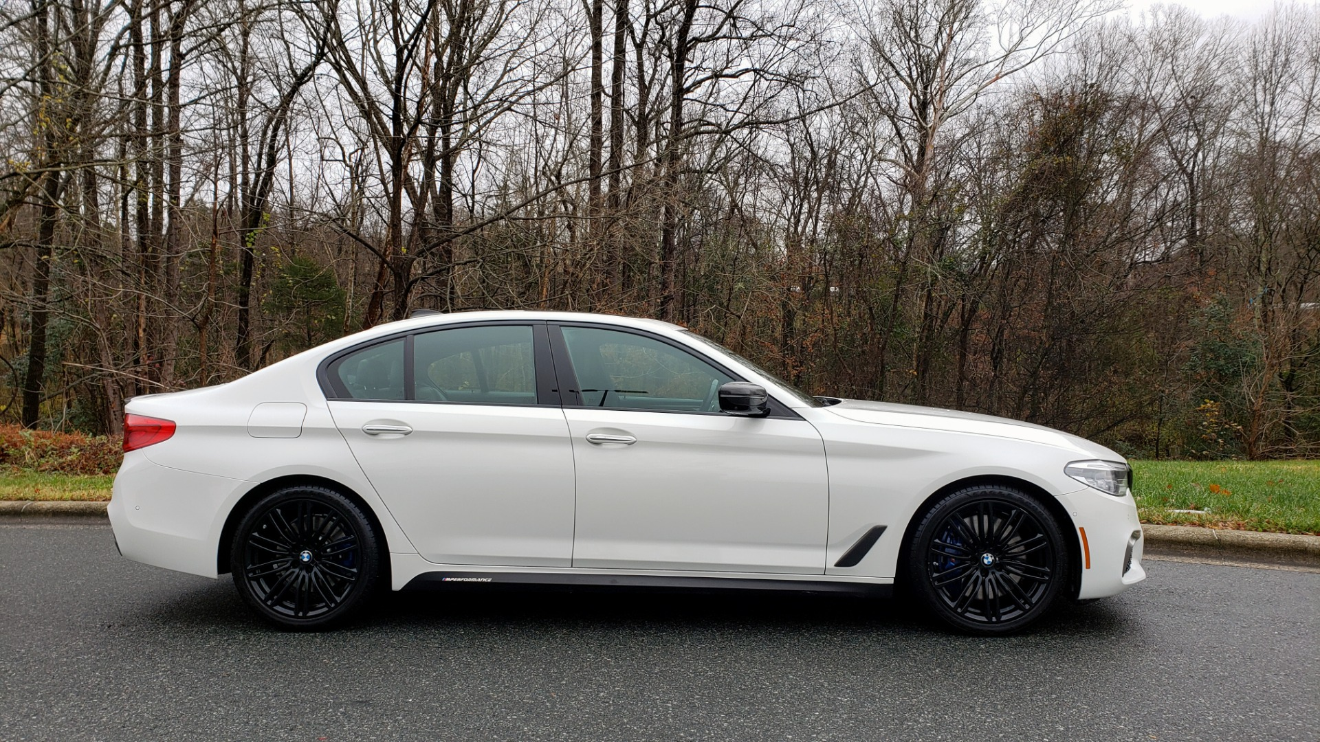 Used 2018 BMW 5 SERIES M550I XDRIVE EXEC PKG / DRVR ASST / CLD WTHR / ACTIVE DRV ASST for sale Sold at Formula Imports in Charlotte NC 28227 5