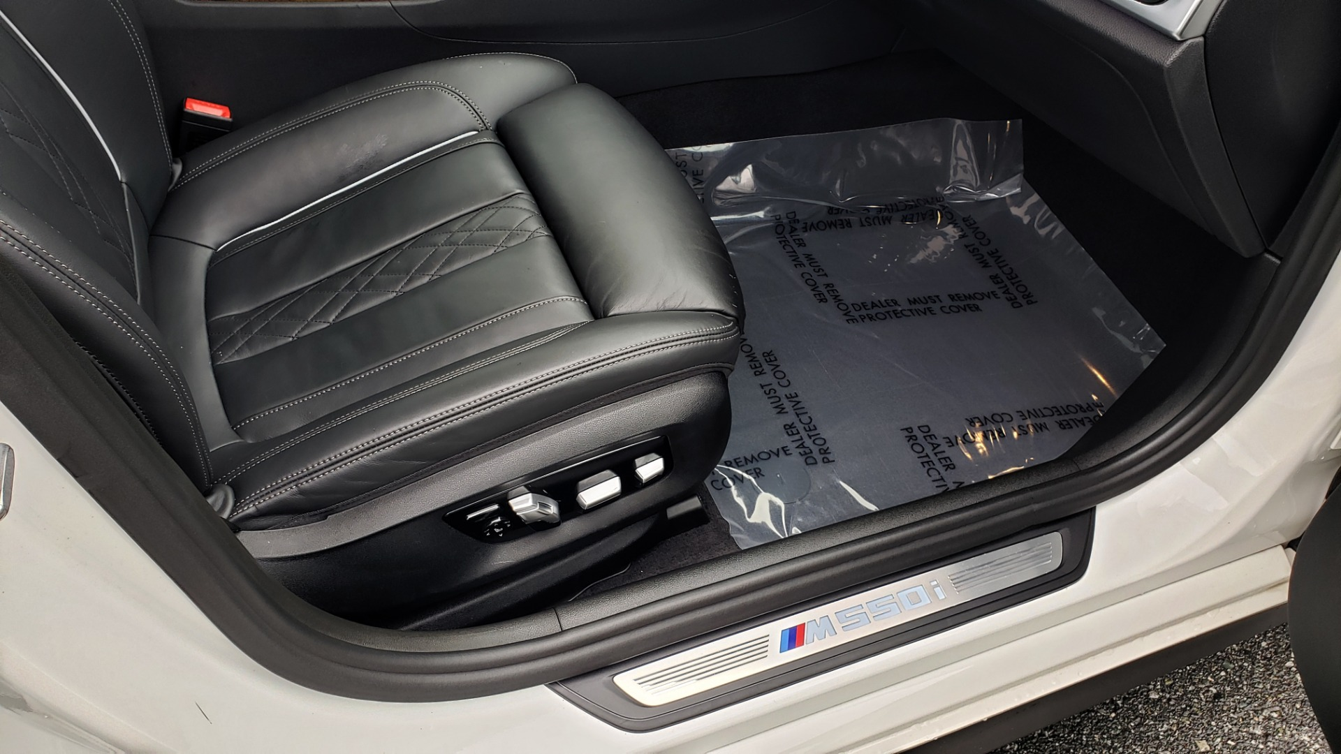 Used 2018 BMW 5 SERIES M550I XDRIVE EXEC PKG / DRVR ASST / CLD WTHR / ACTIVE DRV ASST for sale Sold at Formula Imports in Charlotte NC 28227 70