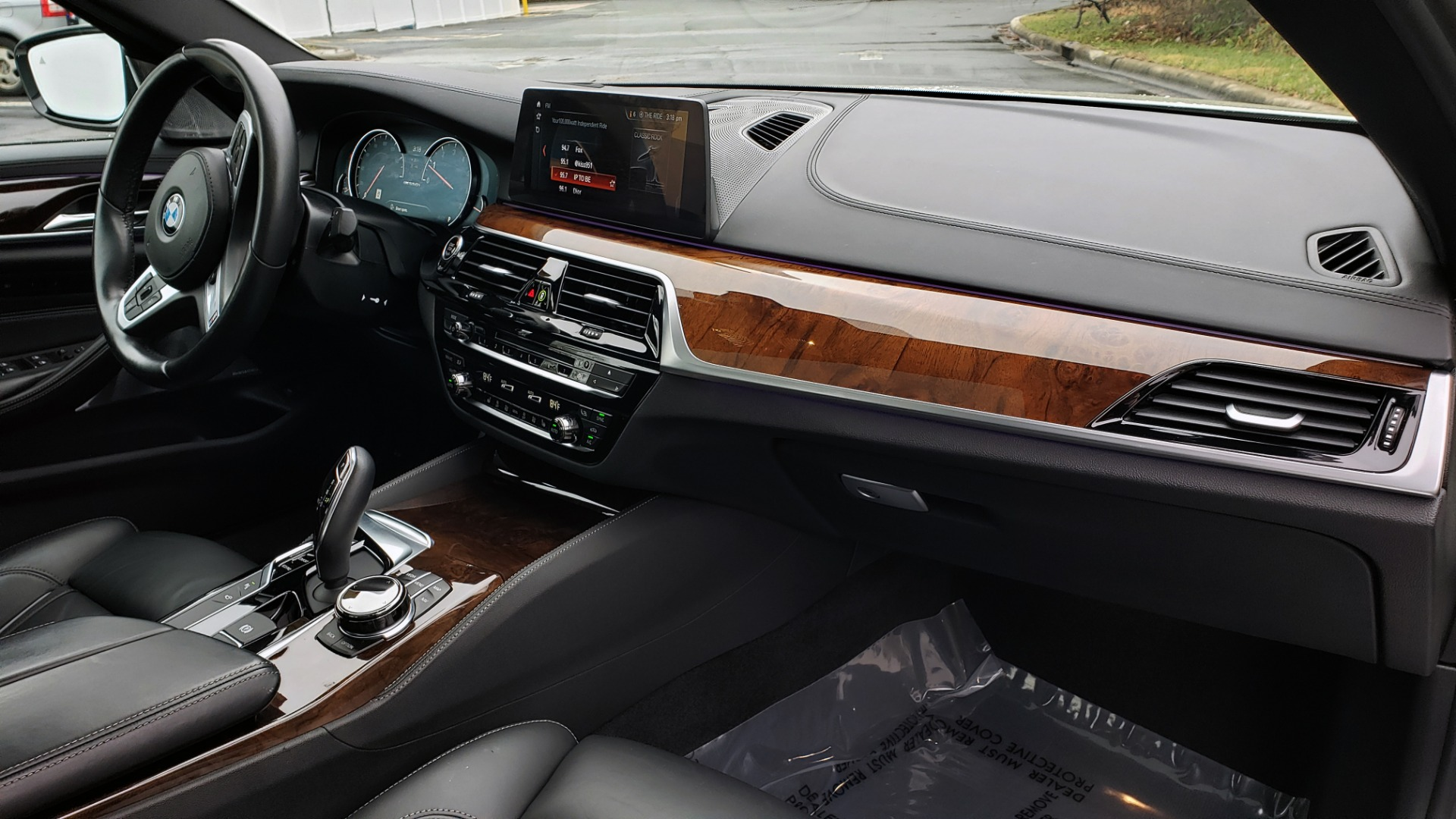 Used 2018 BMW 5 SERIES M550I XDRIVE EXEC PKG / DRVR ASST / CLD WTHR / ACTIVE DRV ASST for sale Sold at Formula Imports in Charlotte NC 28227 72