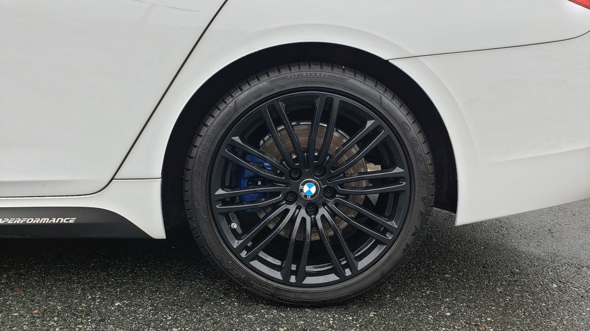 Used 2018 BMW 5 SERIES M550I XDRIVE EXEC PKG / DRVR ASST / CLD WTHR / ACTIVE DRV ASST for sale Sold at Formula Imports in Charlotte NC 28227 84