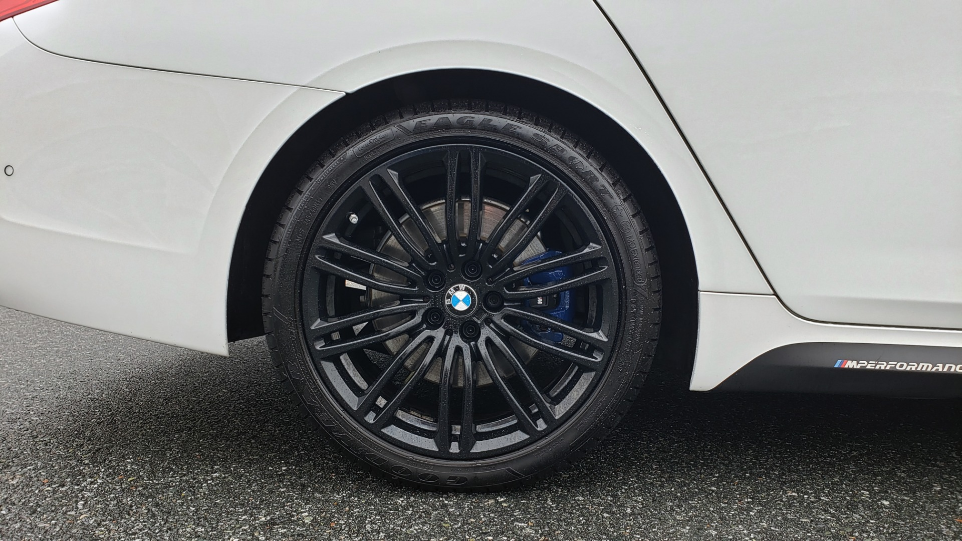 Used 2018 BMW 5 SERIES M550I XDRIVE EXEC PKG / DRVR ASST / CLD WTHR / ACTIVE DRV ASST for sale Sold at Formula Imports in Charlotte NC 28227 85