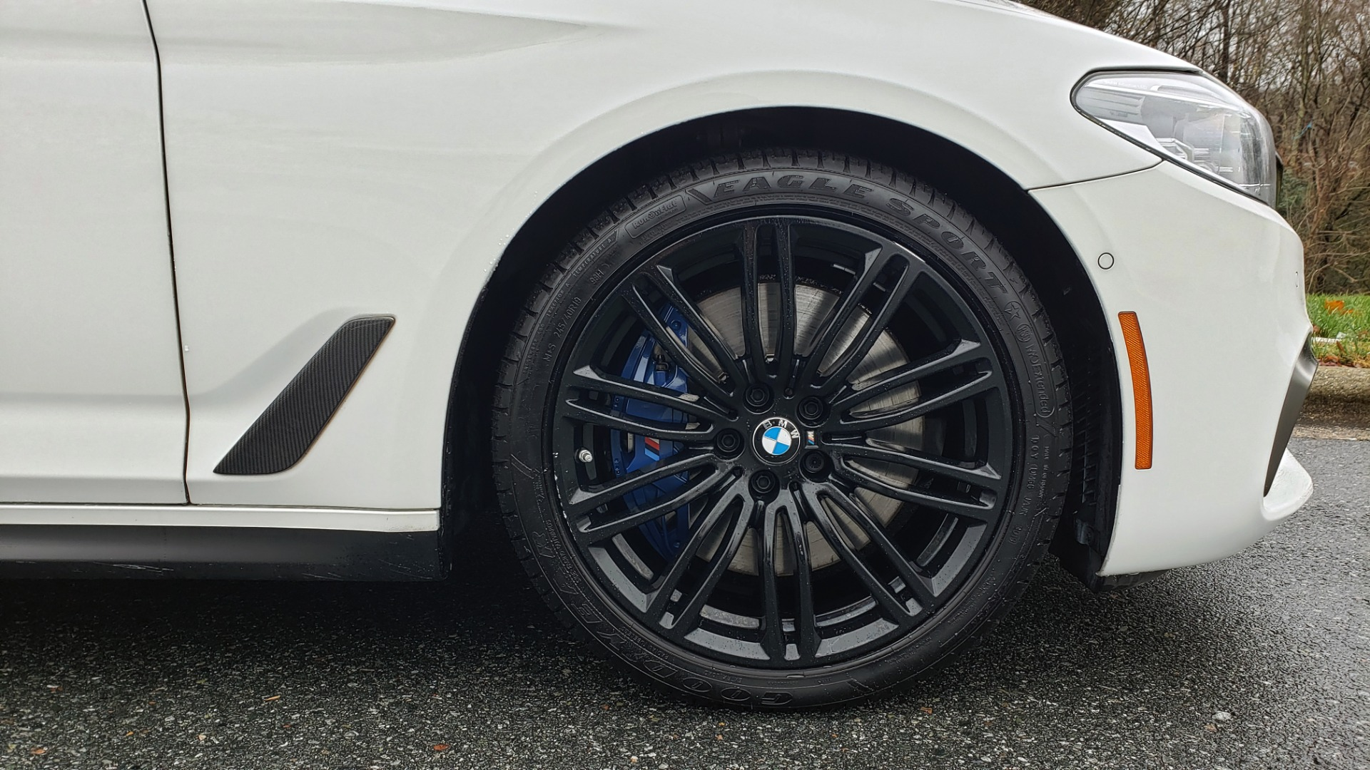 Used 2018 BMW 5 SERIES M550I XDRIVE EXEC PKG / DRVR ASST / CLD WTHR / ACTIVE DRV ASST for sale Sold at Formula Imports in Charlotte NC 28227 86