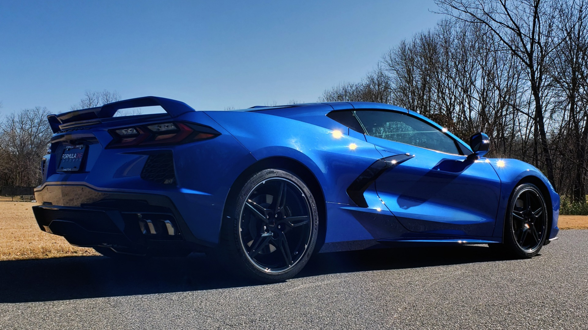 Used 2020 Chevrolet C8 CORVETTE STINGRAY 2LT COUPE / NAV / HUD / BOSE / GT2 SEATS / FRONT LIFT / REARVIEW for sale Sold at Formula Imports in Charlotte NC 28227 11