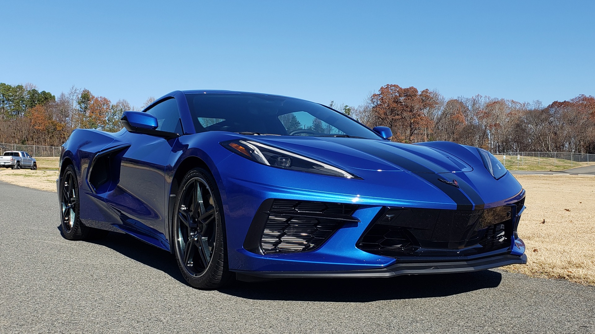 Used 2020 Chevrolet C8 CORVETTE STINGRAY 2LT COUPE / NAV / HUD / BOSE / GT2 SEATS / FRONT LIFT / REARVIEW for sale Sold at Formula Imports in Charlotte NC 28227 13